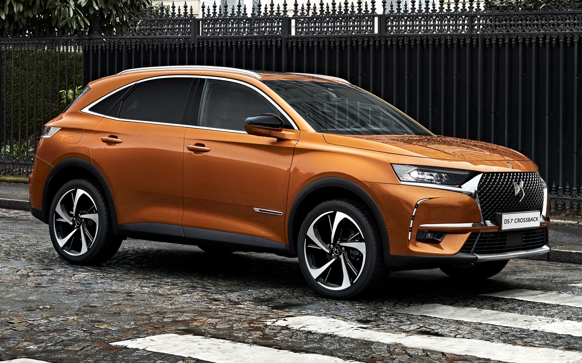 2017 DS 7 Crossback - Wallpapers and HD Images | Car Pixel