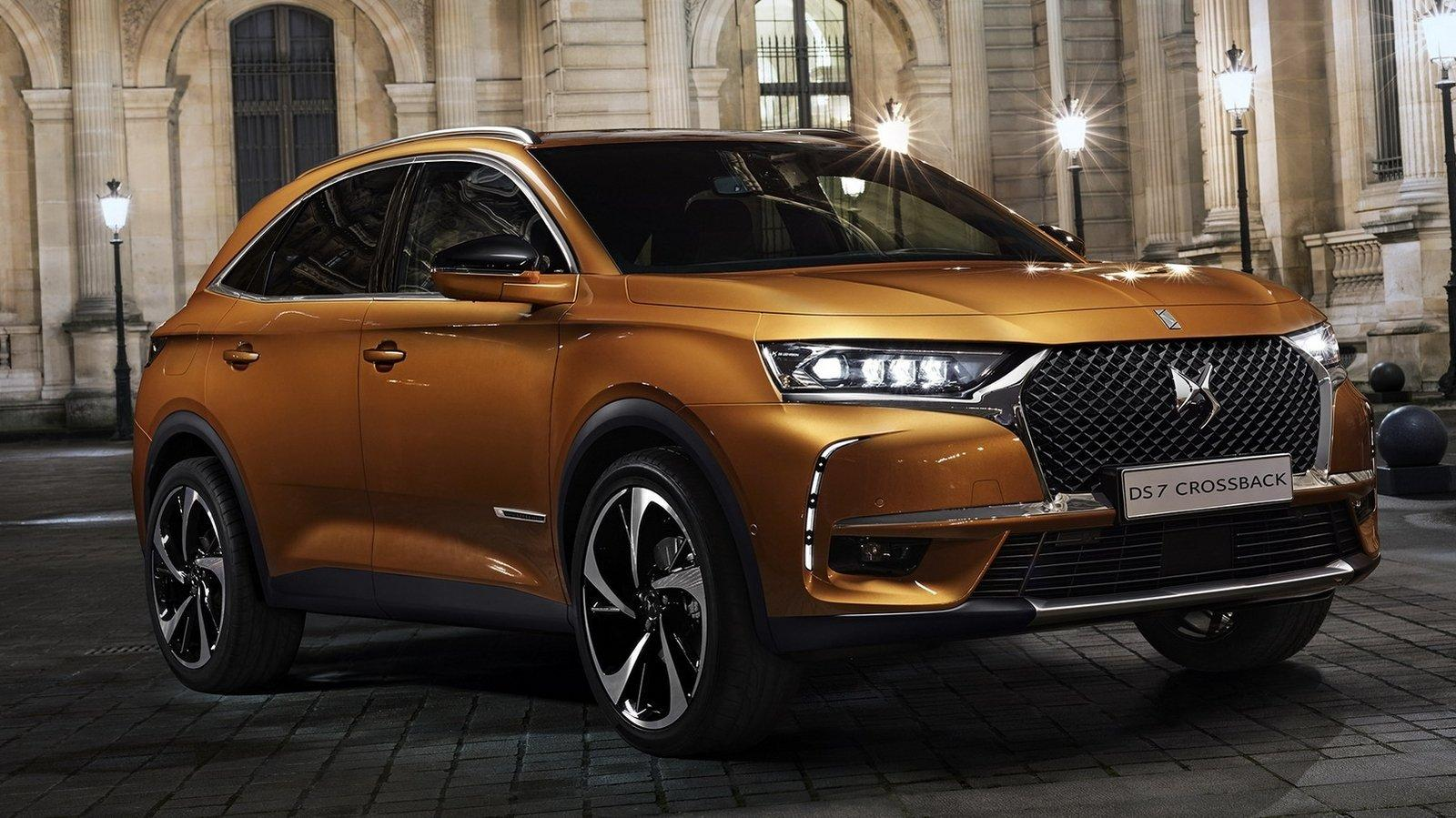 2018 DS 7 Crossback | Top Speed