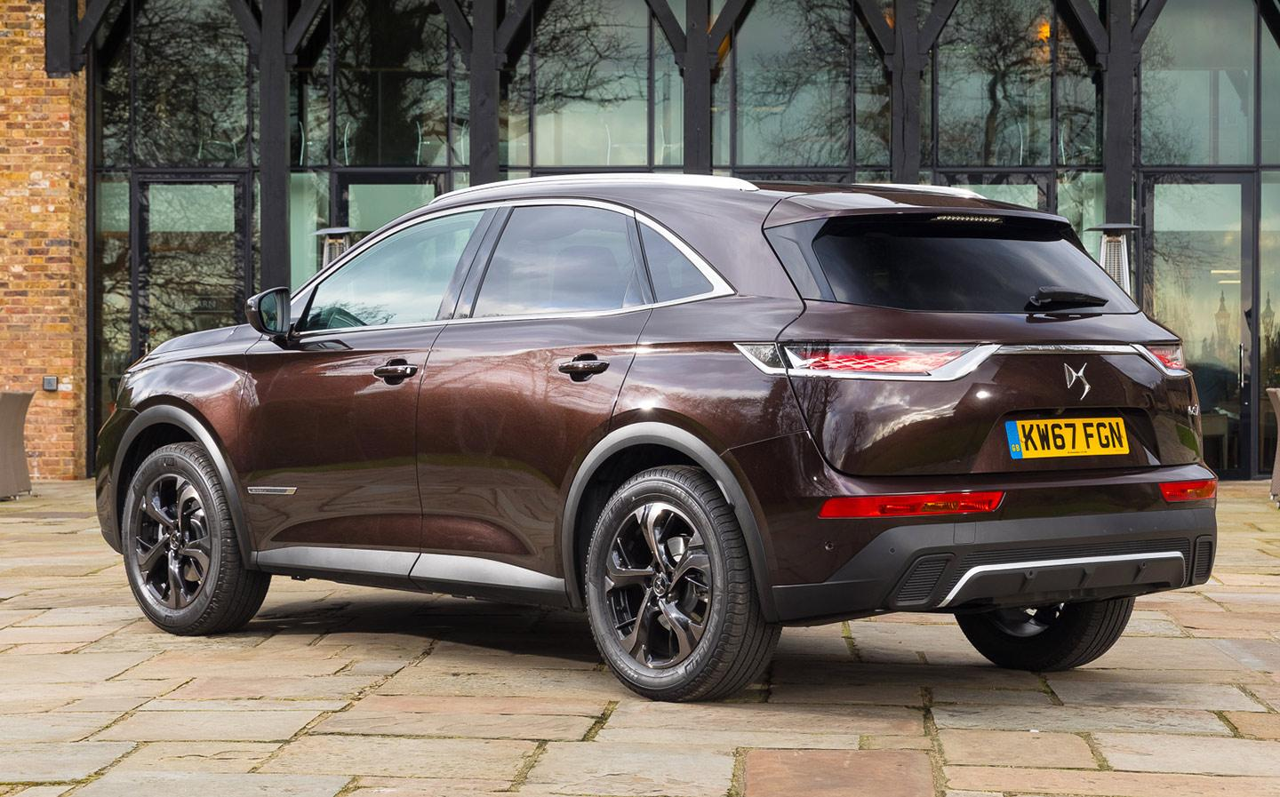 The Jeremy Clarkson Review: 2018 DS 7 Crossback