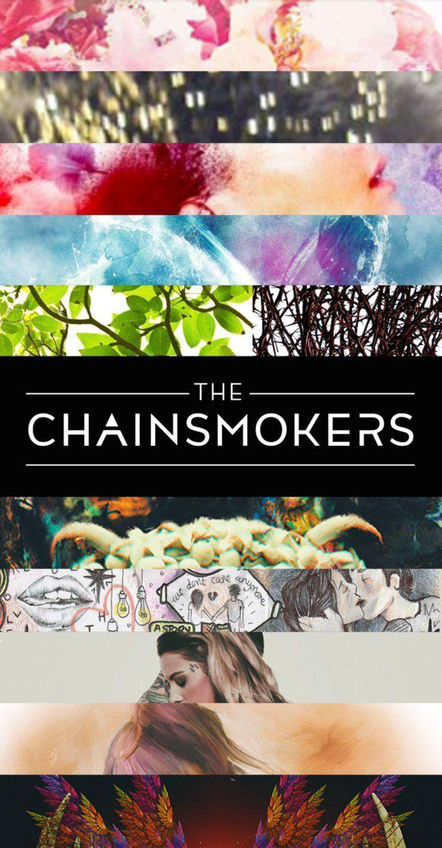 The Chainsmokers Closer Ft Halsey Wallpapers Wallpaper Cave
