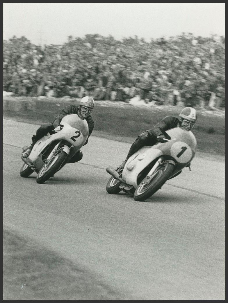 Two greatest riders ever | Agostini | Racing motorcycles, Racing ...