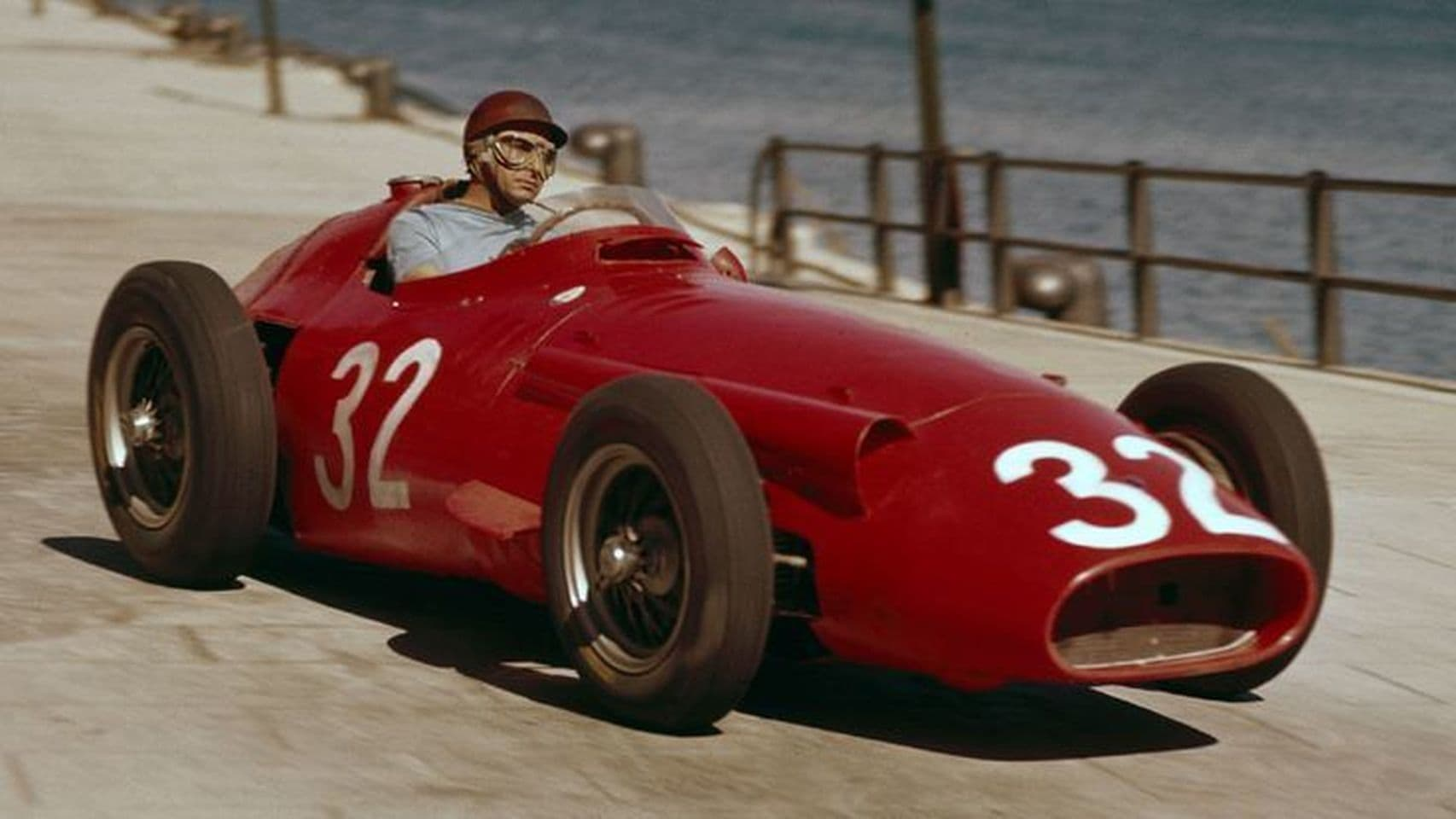 Juan Manuel Fangio wallpapers, images, quotes, Ferrari, Mercedes