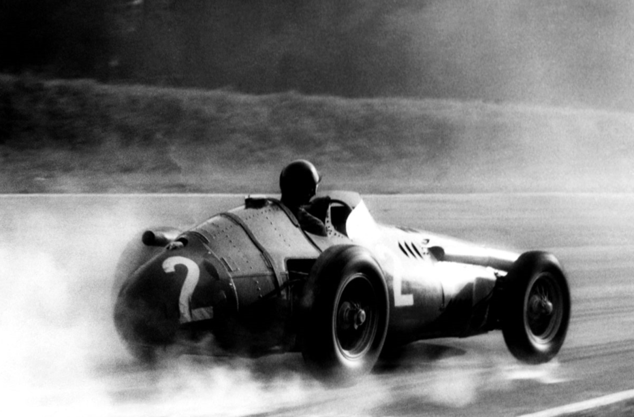 Juan Manuel Fangio, Maserati 250F | F1 other car related things I ...