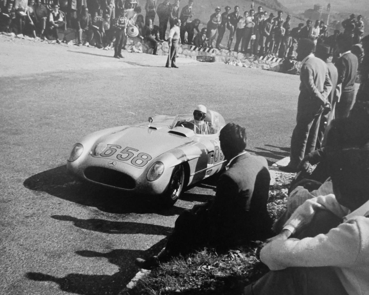 Jesse Alexander - Juan Manuel Fangio, Photograph: For Sale at 1stdibs