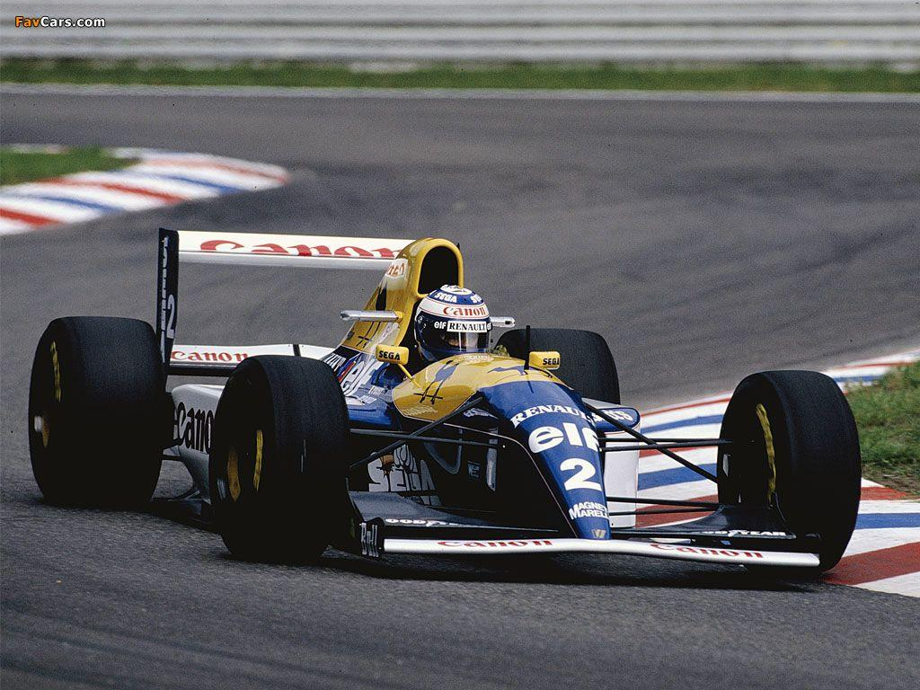 Williams FW15C 1993 wallpapers (1024 x 768) | F1 Formula One ...