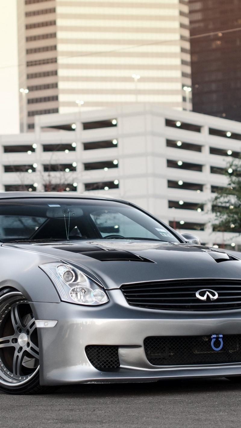 Nissan Infiniti G35 Iphone Wallpapers Wallpaper Cave
