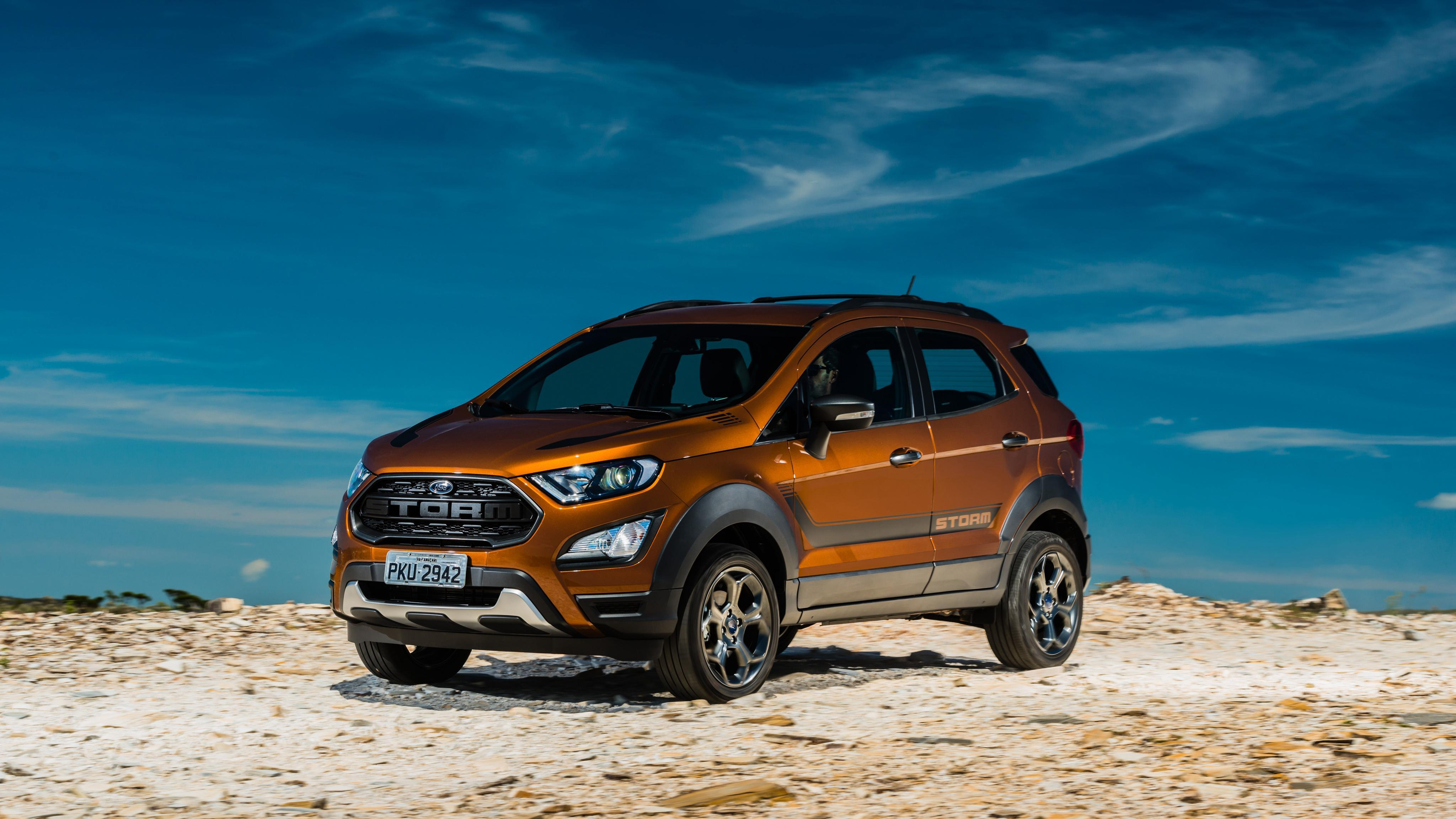Ford Ecosport Wallpapers - Wallpaper Cave