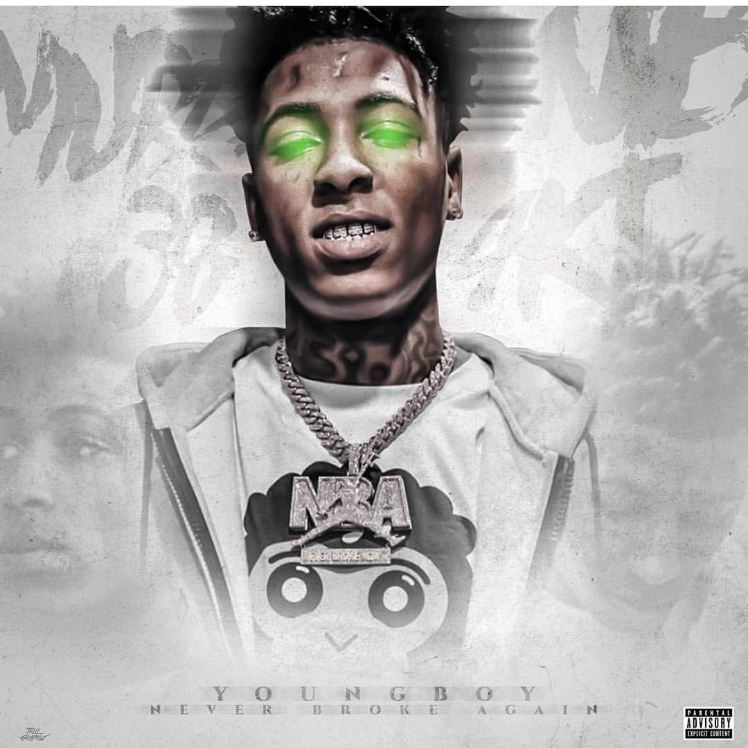 Nba Youngboy 4ktrey Slime Wallpapers Wallpaper Cave