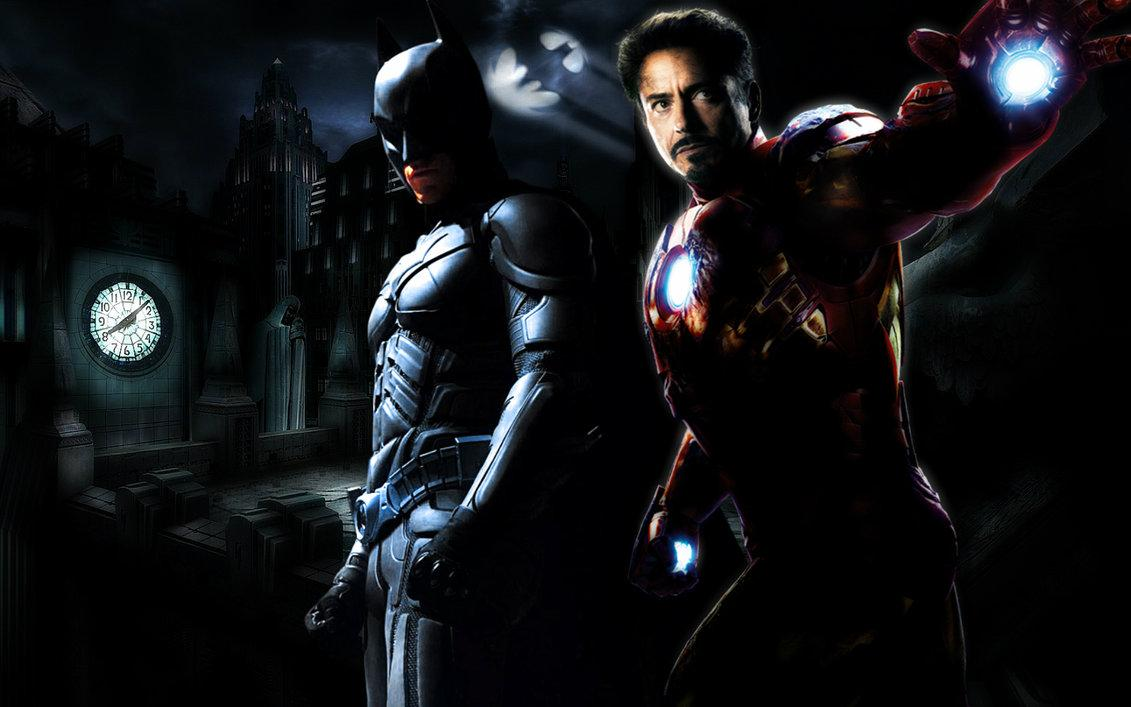 Batman Vs Iron Man Wallpapers - Wallpaper Cave