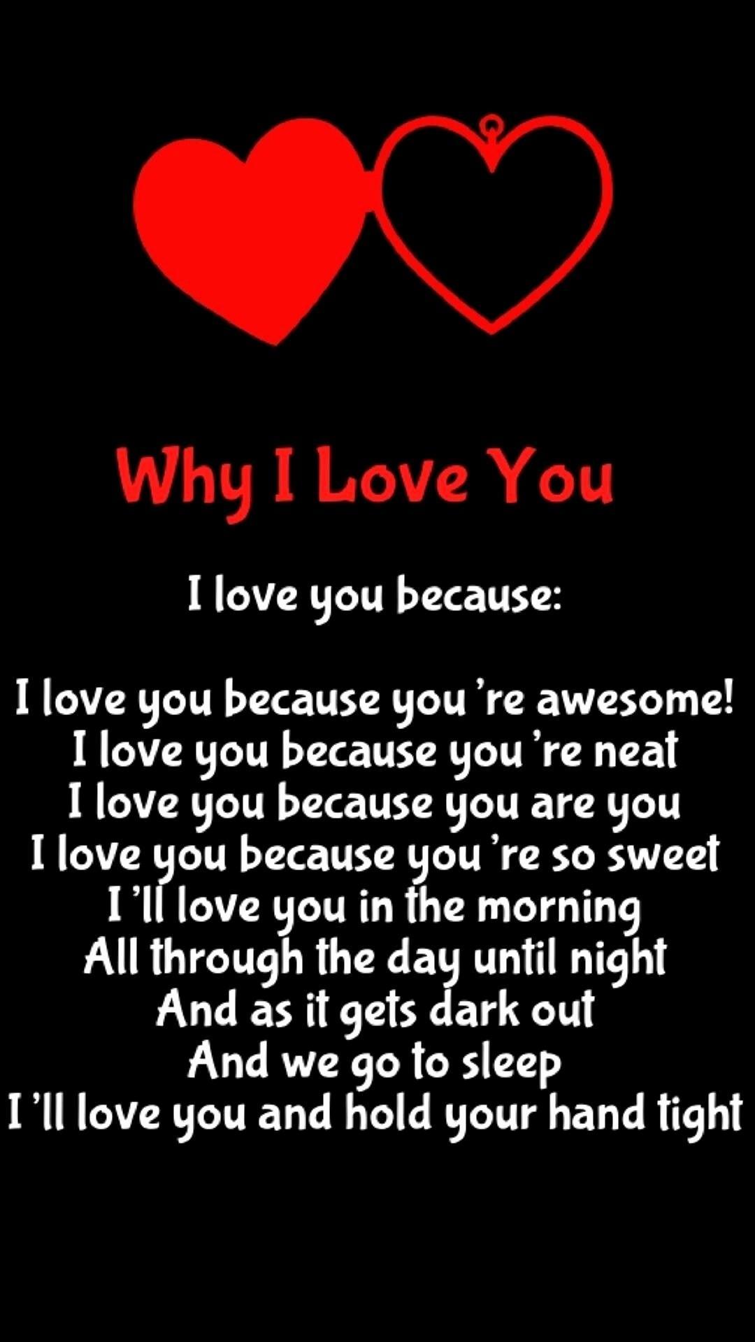 U poems i love cute 27 Girlfriend