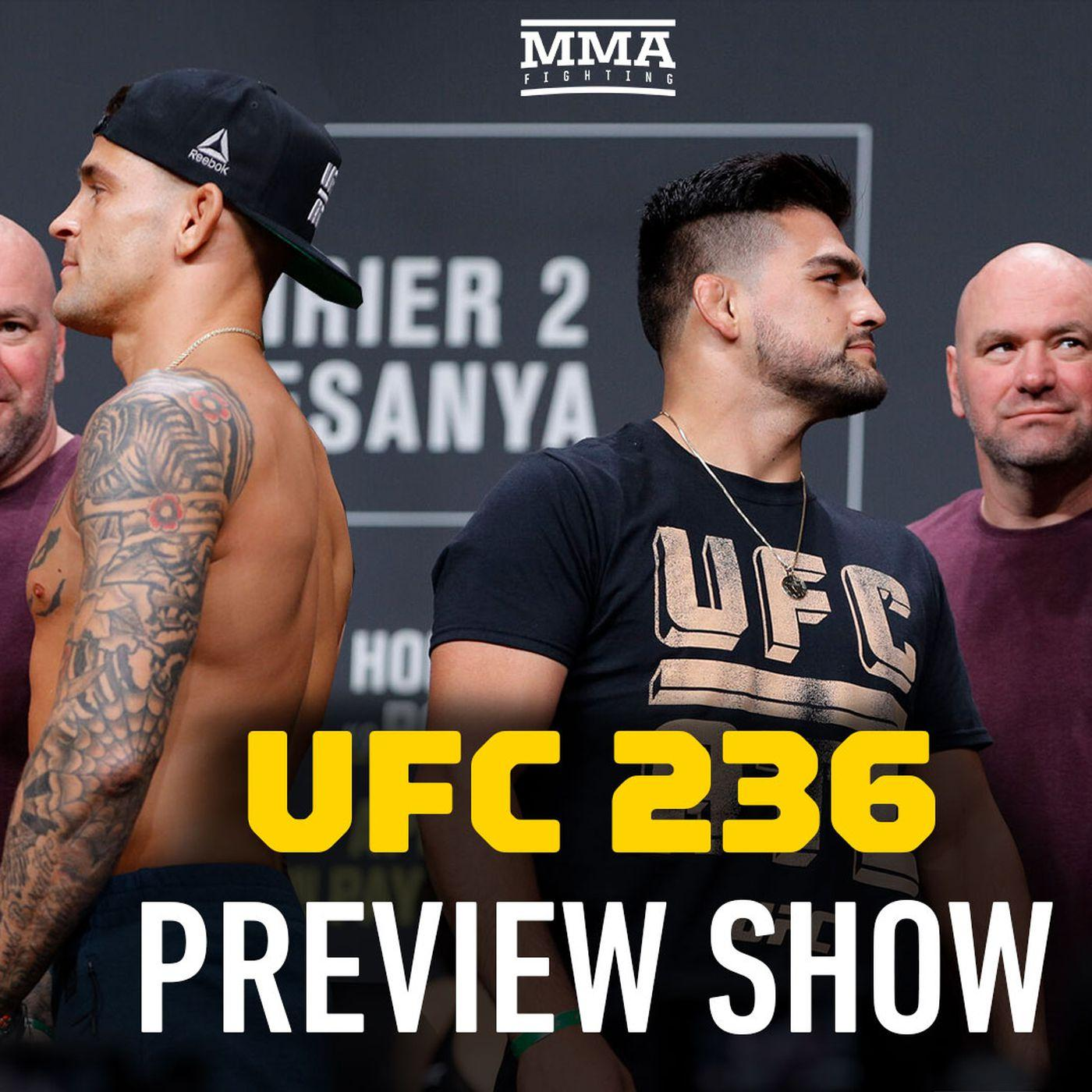 UFC 236 preview show - MMA Fighting