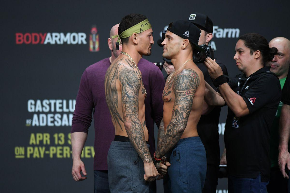 UFC 236: Holloway vs. Poirier 2 live results, play-by-play, analysis ...