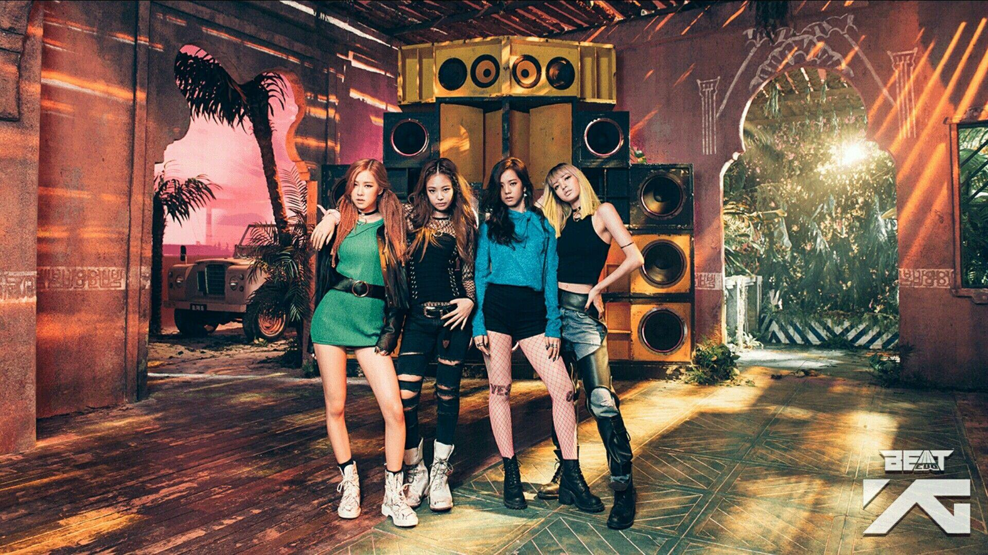 SWAG~~~ #BLACKPINK #BOOMBAYAH #SQUARE1 #wallpaper [BeatEVO YG ...