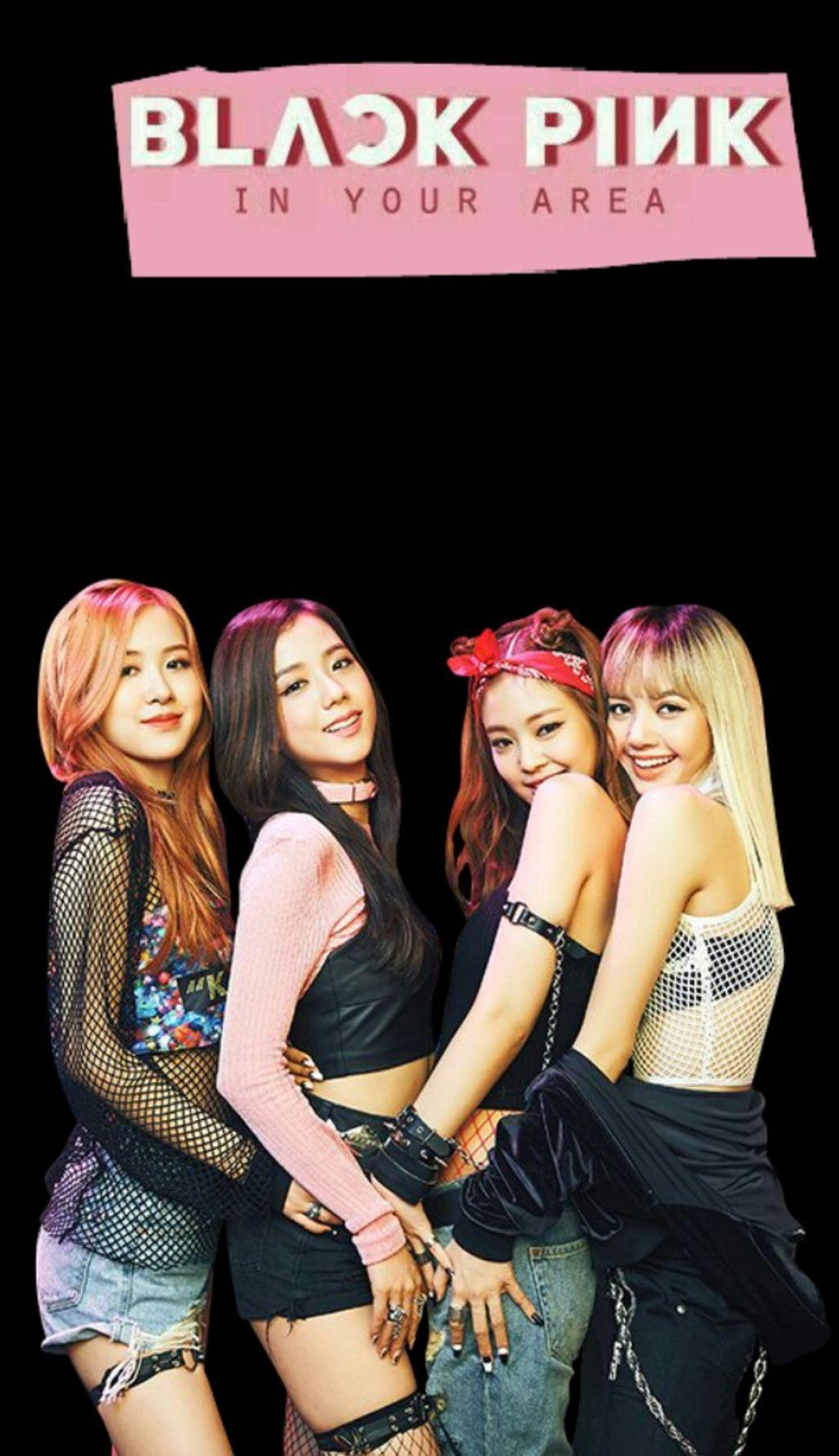 Blackpink Phone Wallpaper blackpink blink boombayah bla...