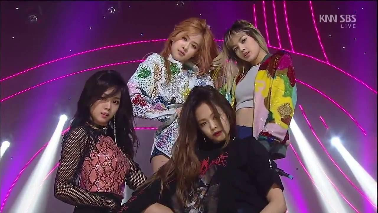 160828] BLACKPINK - BOOMBAYAH @ Inkigayo JENNIE CUT - YouTube