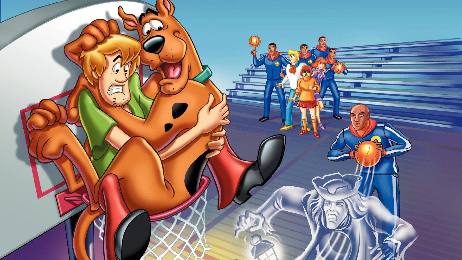 Scooby-Doo Meets The Harlem Globetrotters HD Wallpaper | Background ...