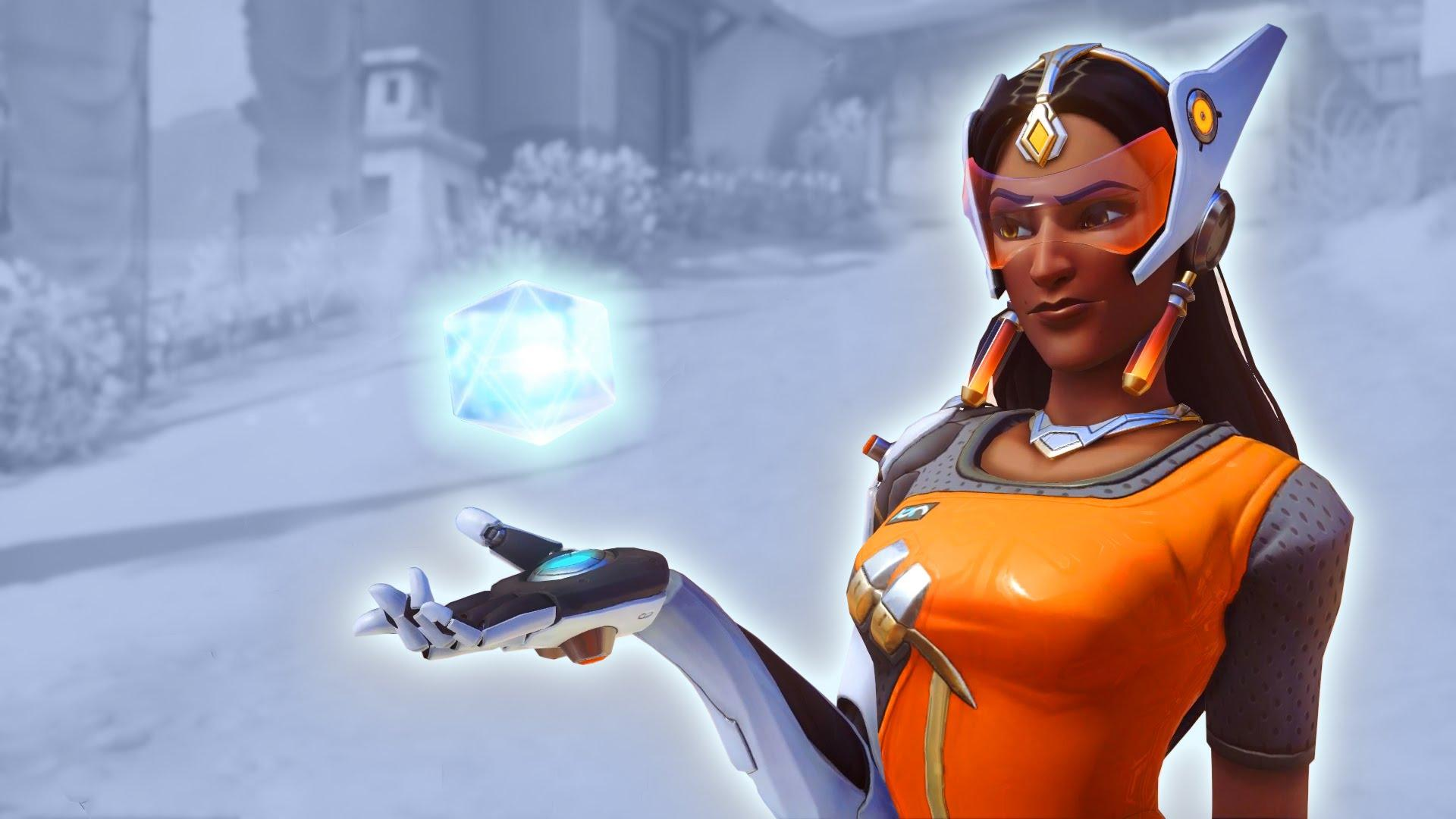 Group of Overwatch Symmetra Wallpaper By