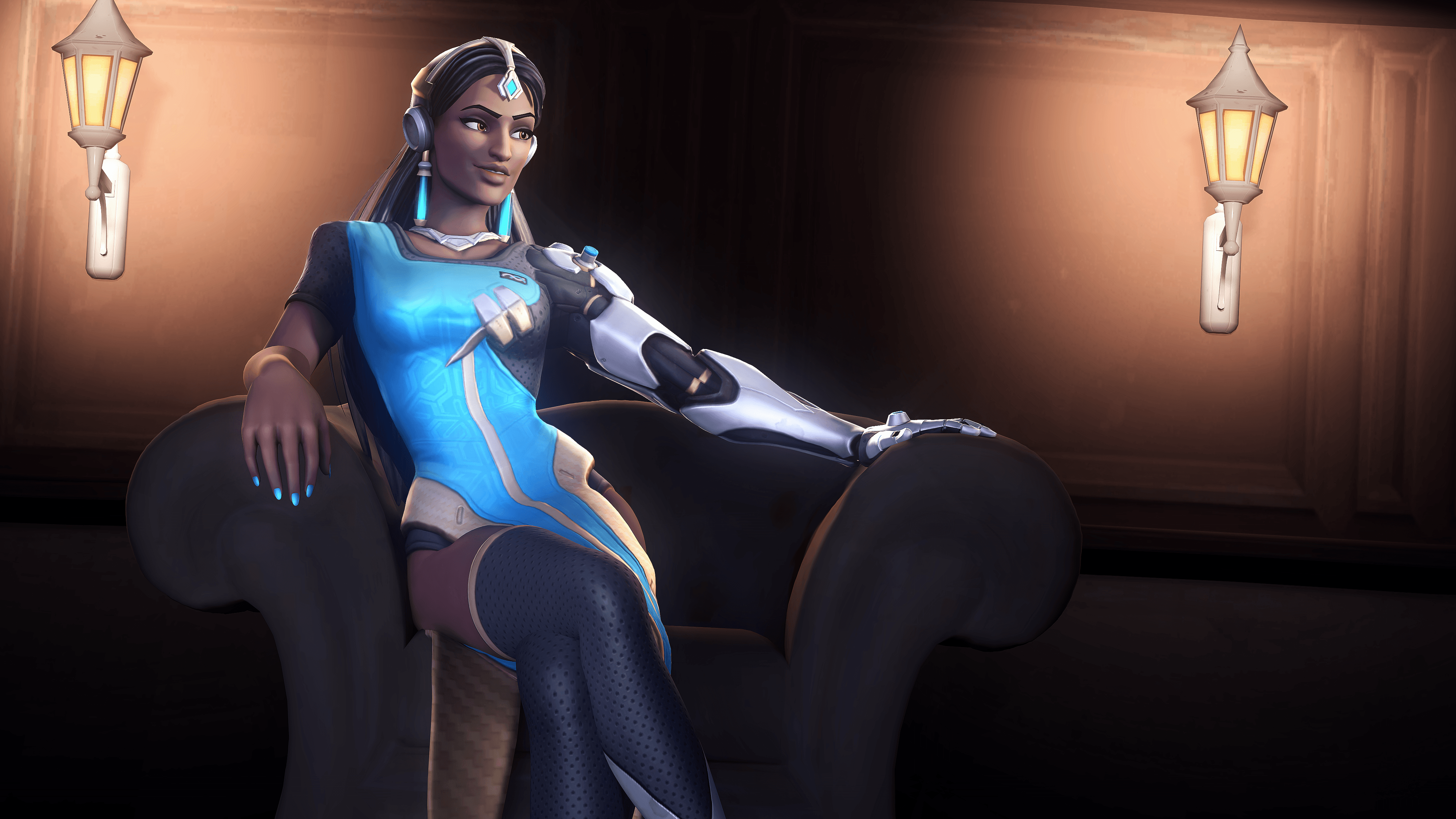 Download New Symmetra Wallpaper High Quality Resolution #Rob