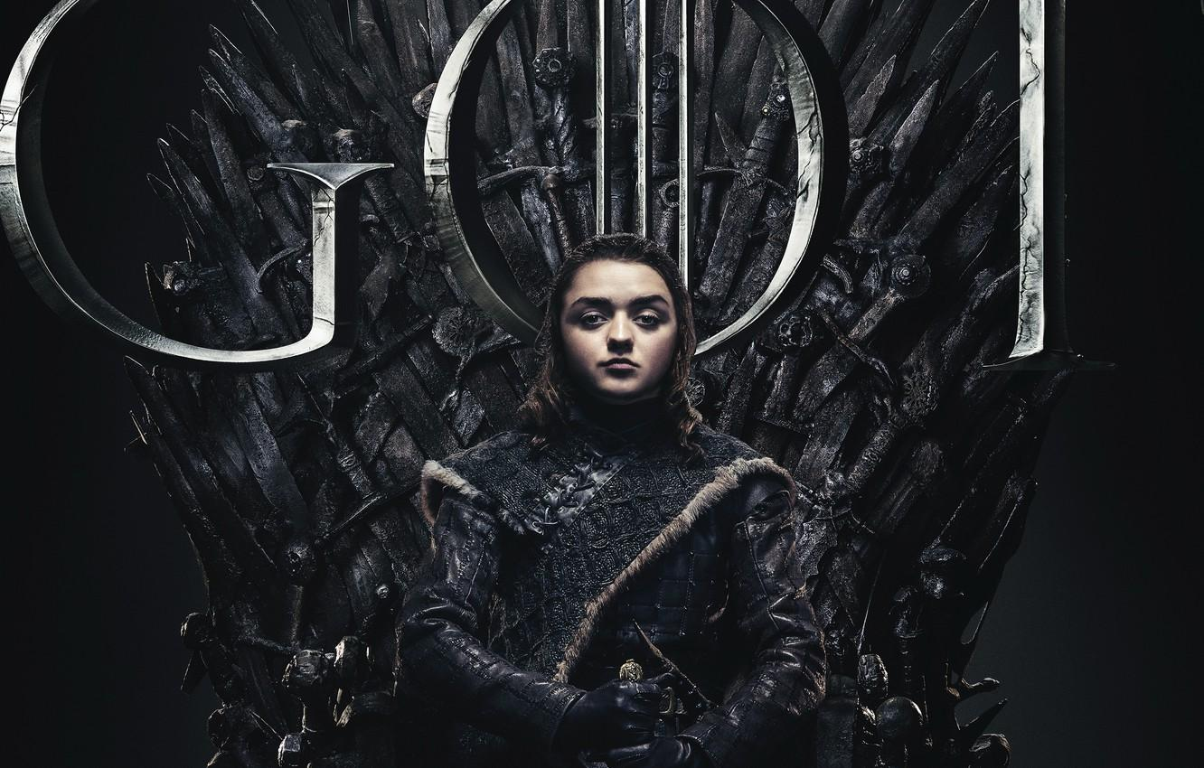 Wallpapers Game of Thrones, Game of thrones, Aria, Season 8, Season 8