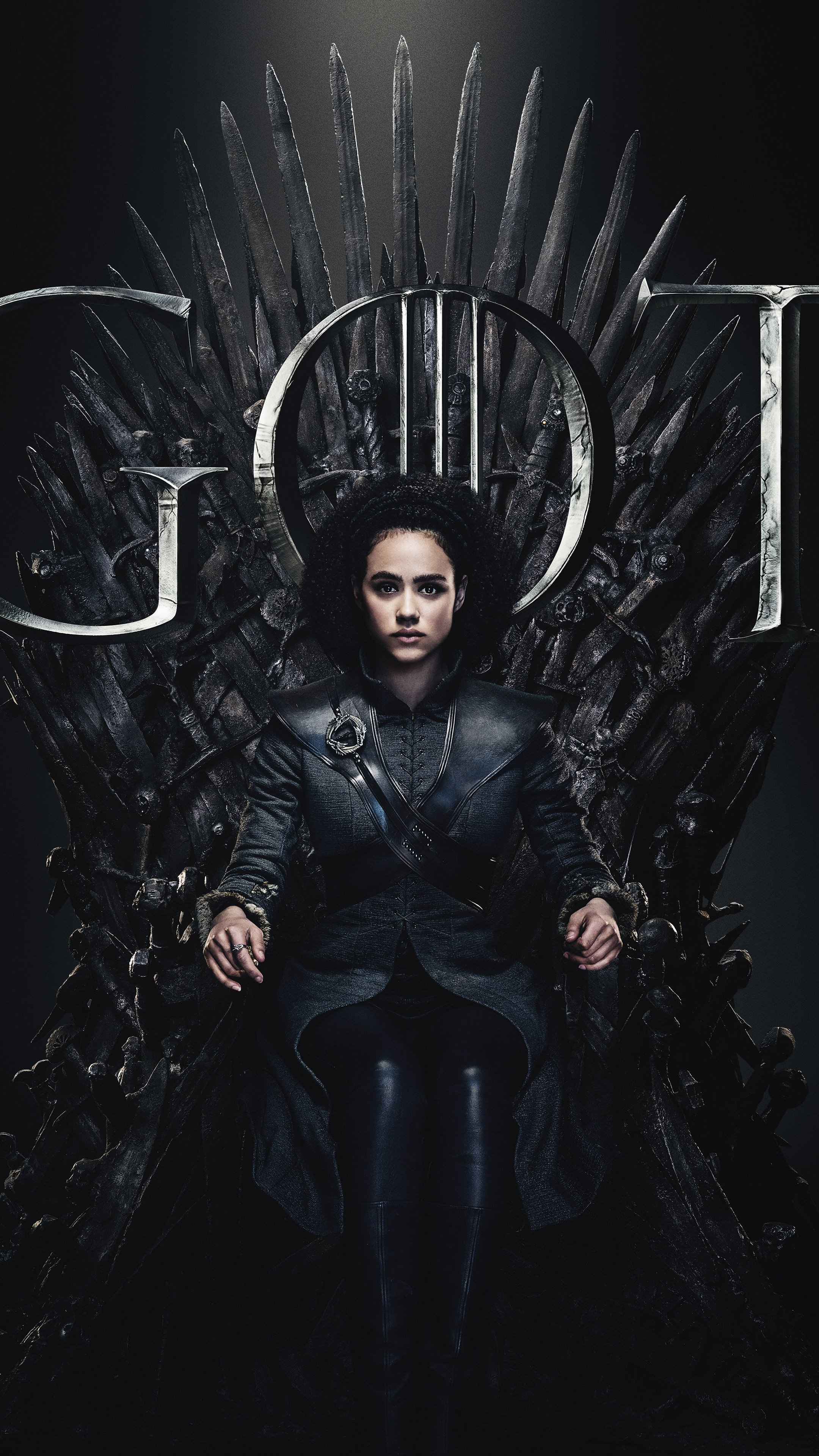 Download Missandei Game of Thrones Season 8 Free Pure 4K Ultra HD