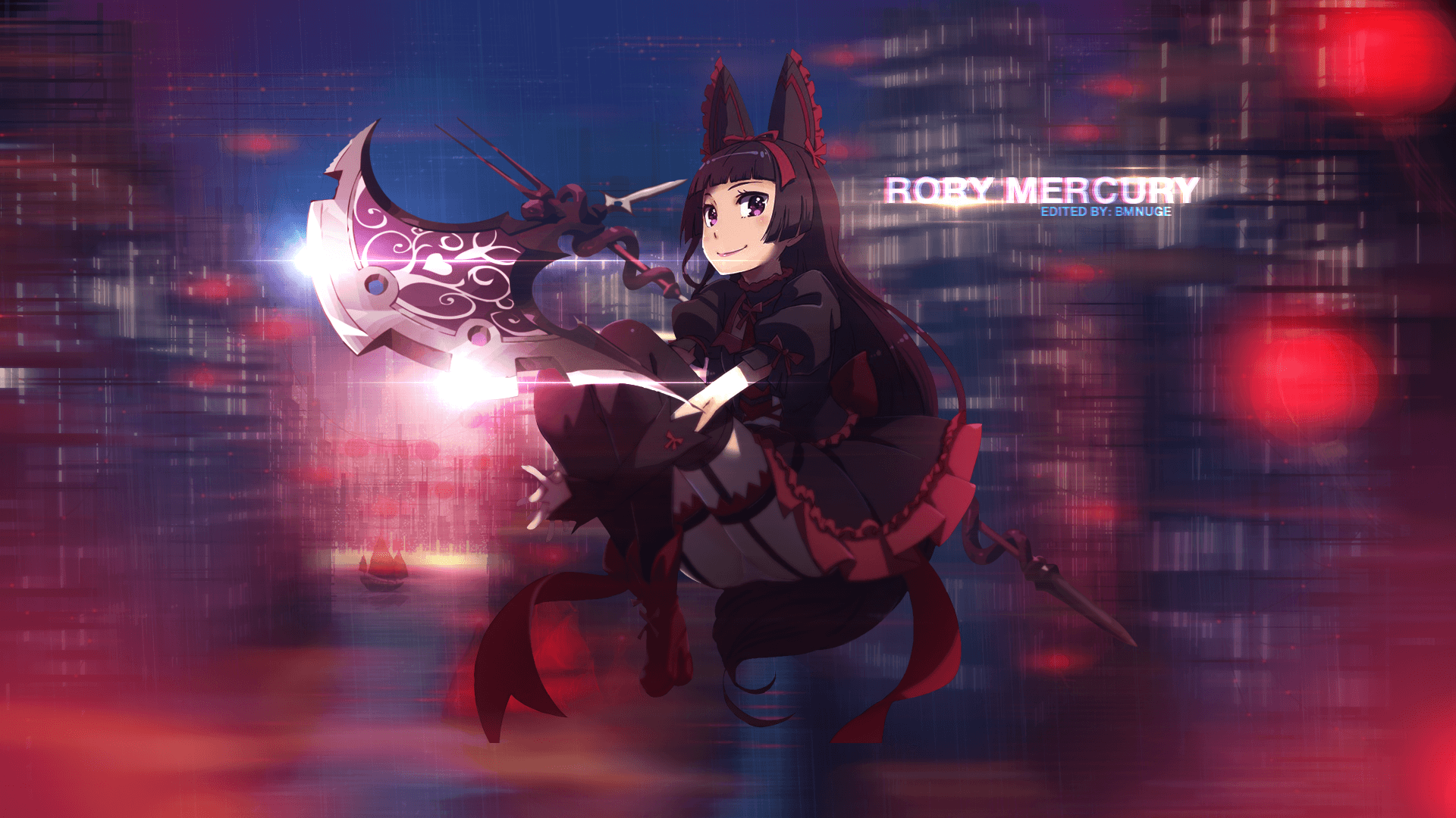 Rory Mercury HD Wallpaper | Background Image | 1920x1080 | ID:872891 ...