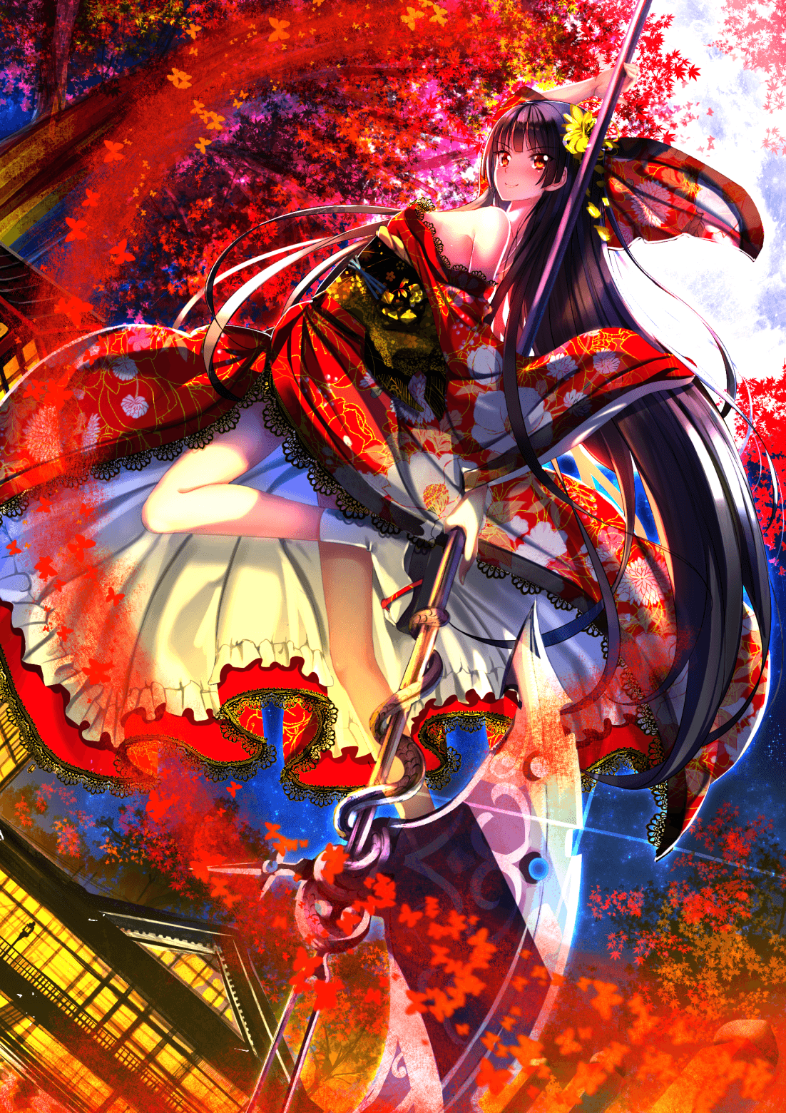 polearm, #Rory Mercury, #anime, #Swordsouls, #anime girls, #artwork ...