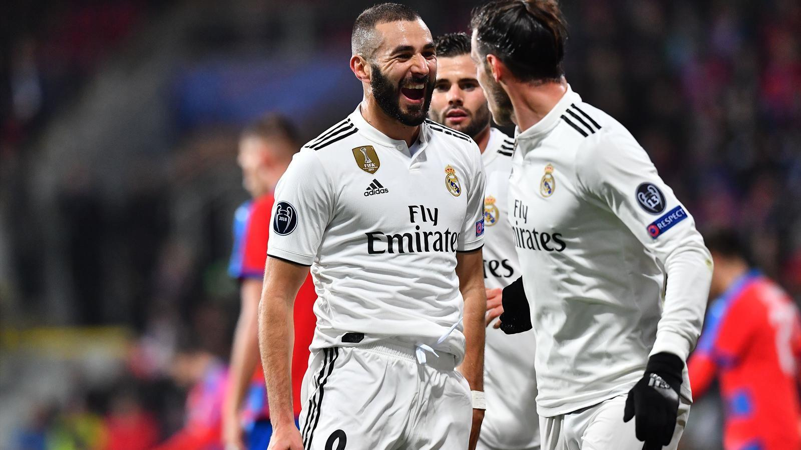 Champions League: Benzema passes 200 goals with Real Madrid ...