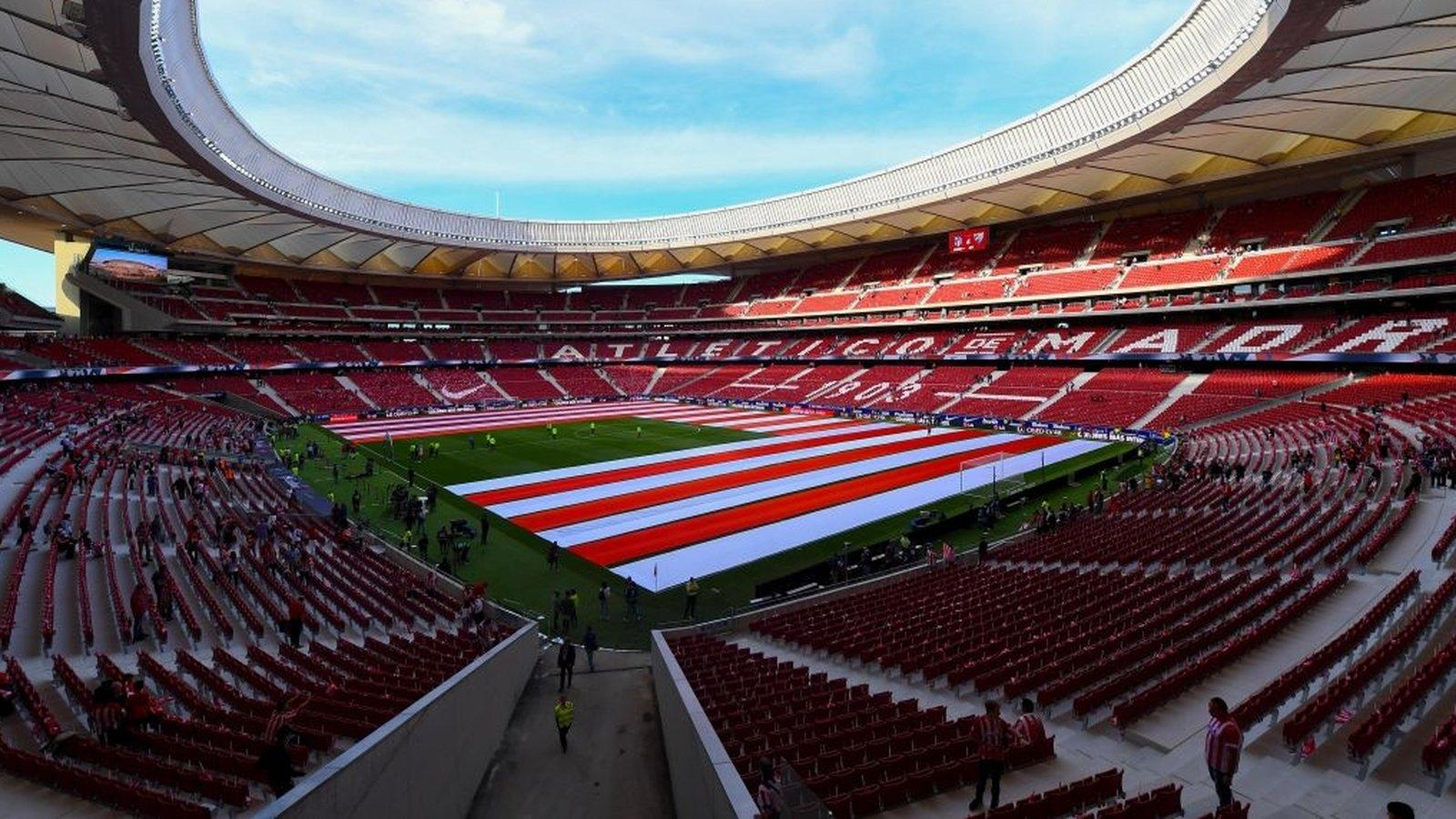 Champions League 2019 final at Atletico's new home