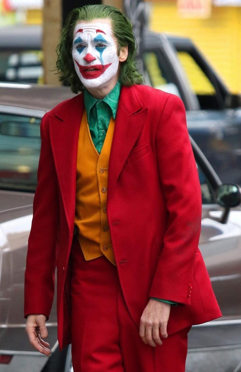 Joaquin Phoenix Joker Wallpapers Wallpaper Cave