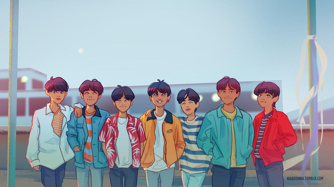 Bts Wallpaper Hd Ipad