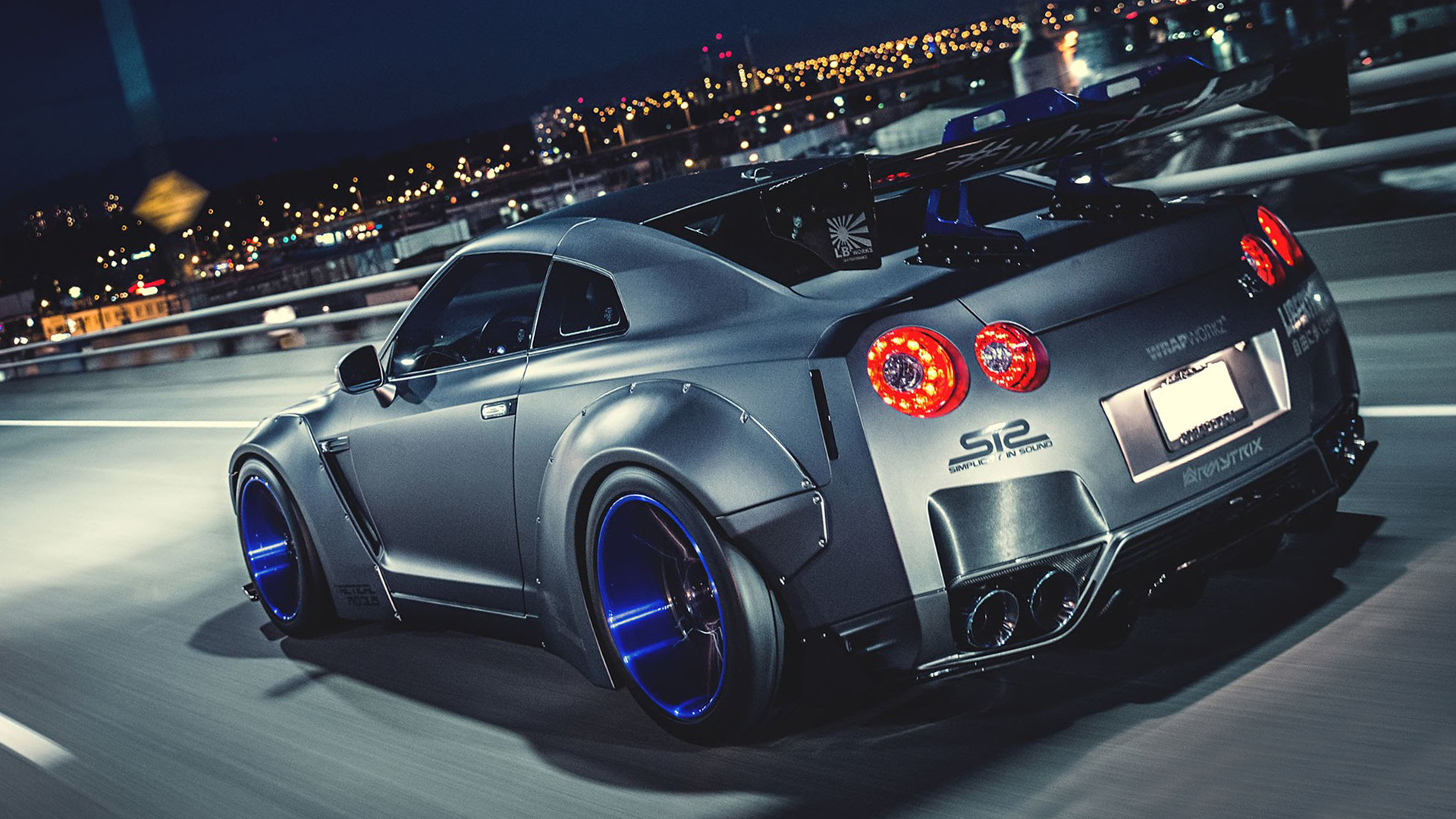 2019 Nissan Gt R Wallpapers Wallpaper Cave