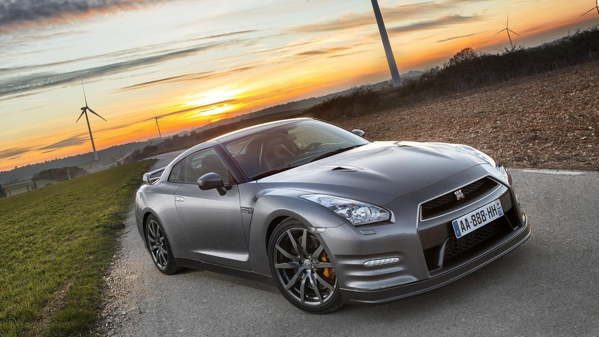 2019 Nissan GT-R Wallpapers - Wallpaper Cave