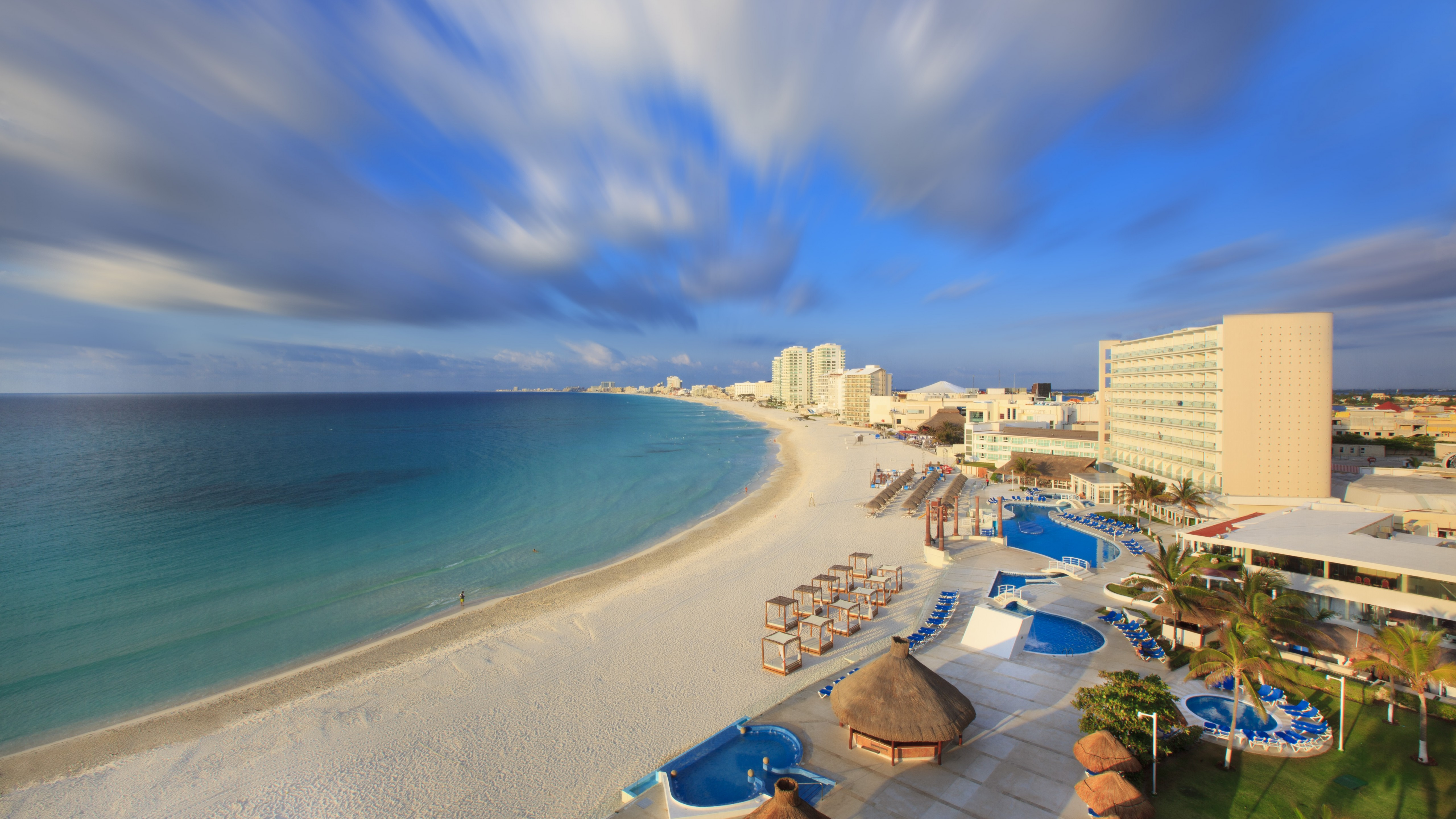 Moon Palace Cancun Wallpapers Wallpaper Cave