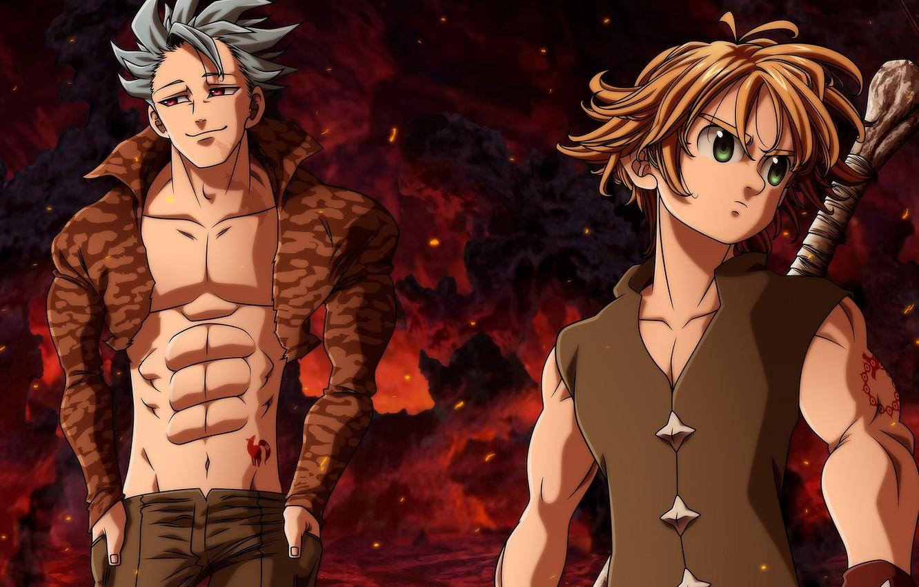 Ban Of Seven Deadly Sins Wallpapers - Wallpaper Cave