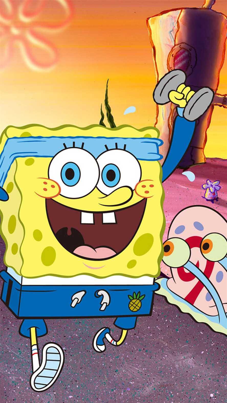 Gangster SpongeBob Wallpapers - Wallpaper Cave
