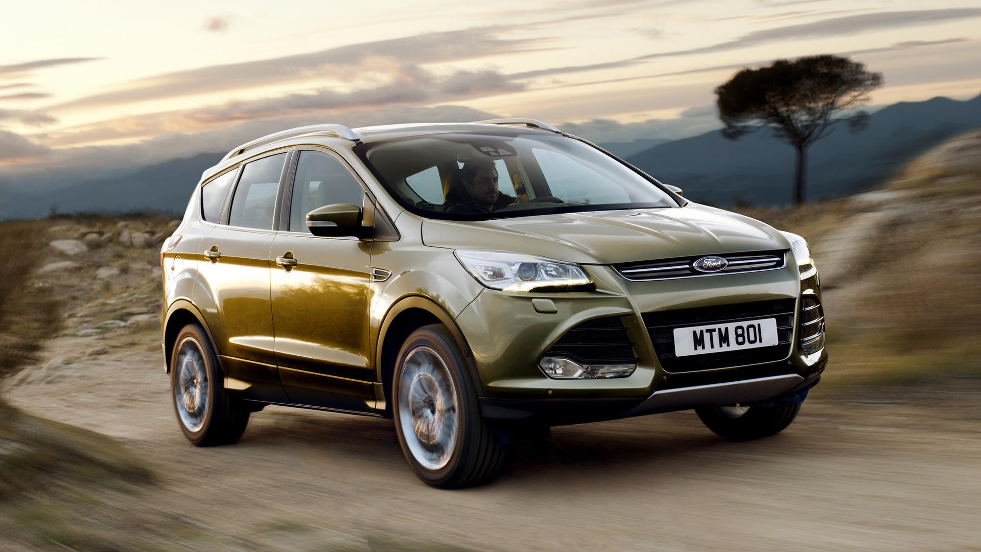 Ford Kuga HD Wallpapers