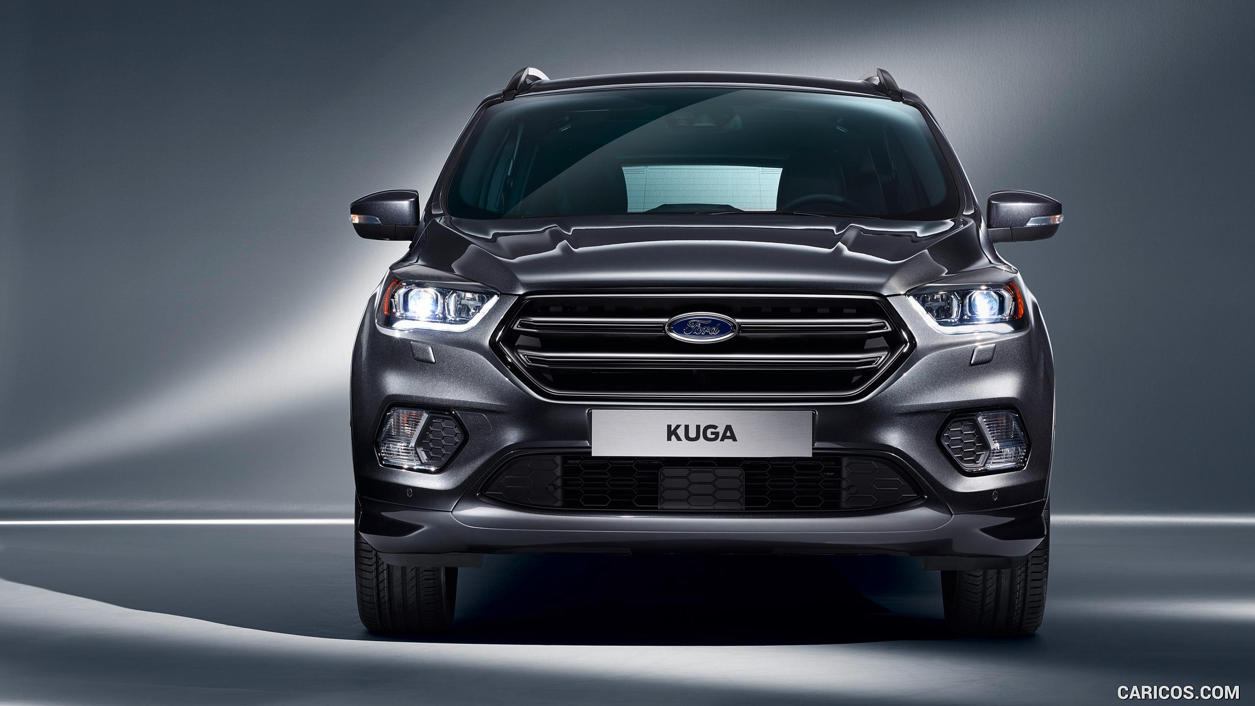 2017 Ford Kuga - Front | HD Wallpaper #3