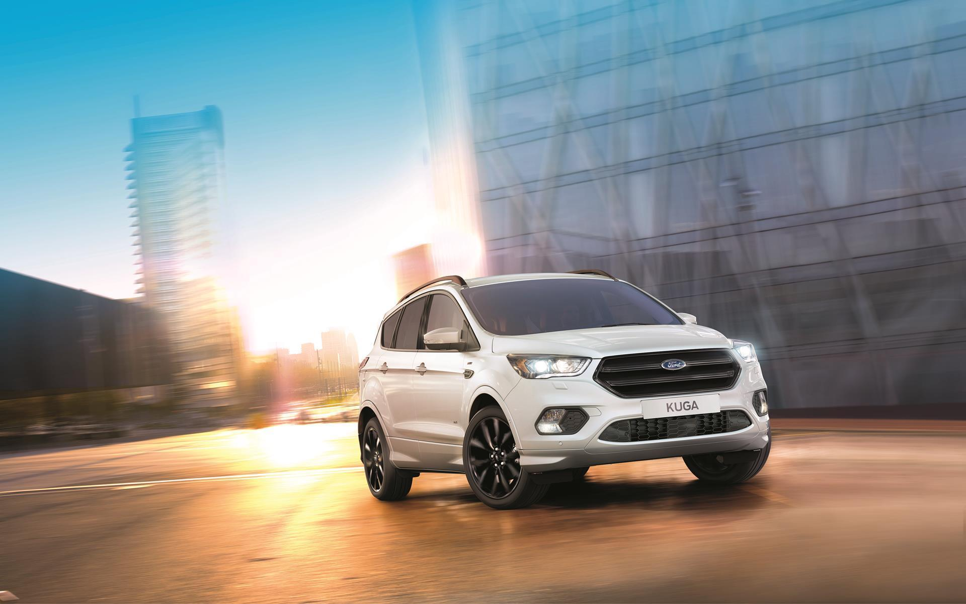 2016 Ford Kuga ST-Line Wallpaper and Image Gallery