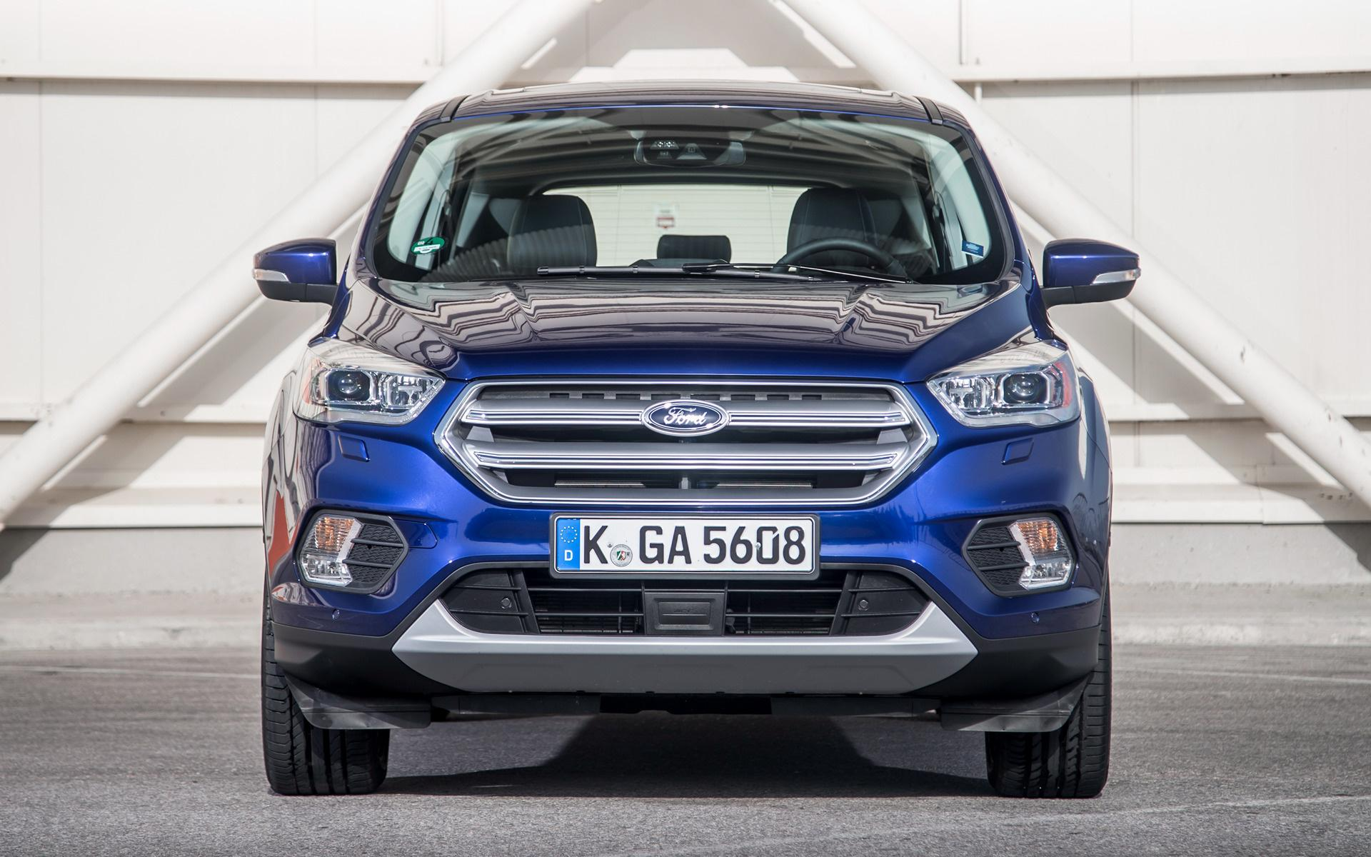 2016 Ford Kuga - Wallpapers and HD Images | Car Pixel