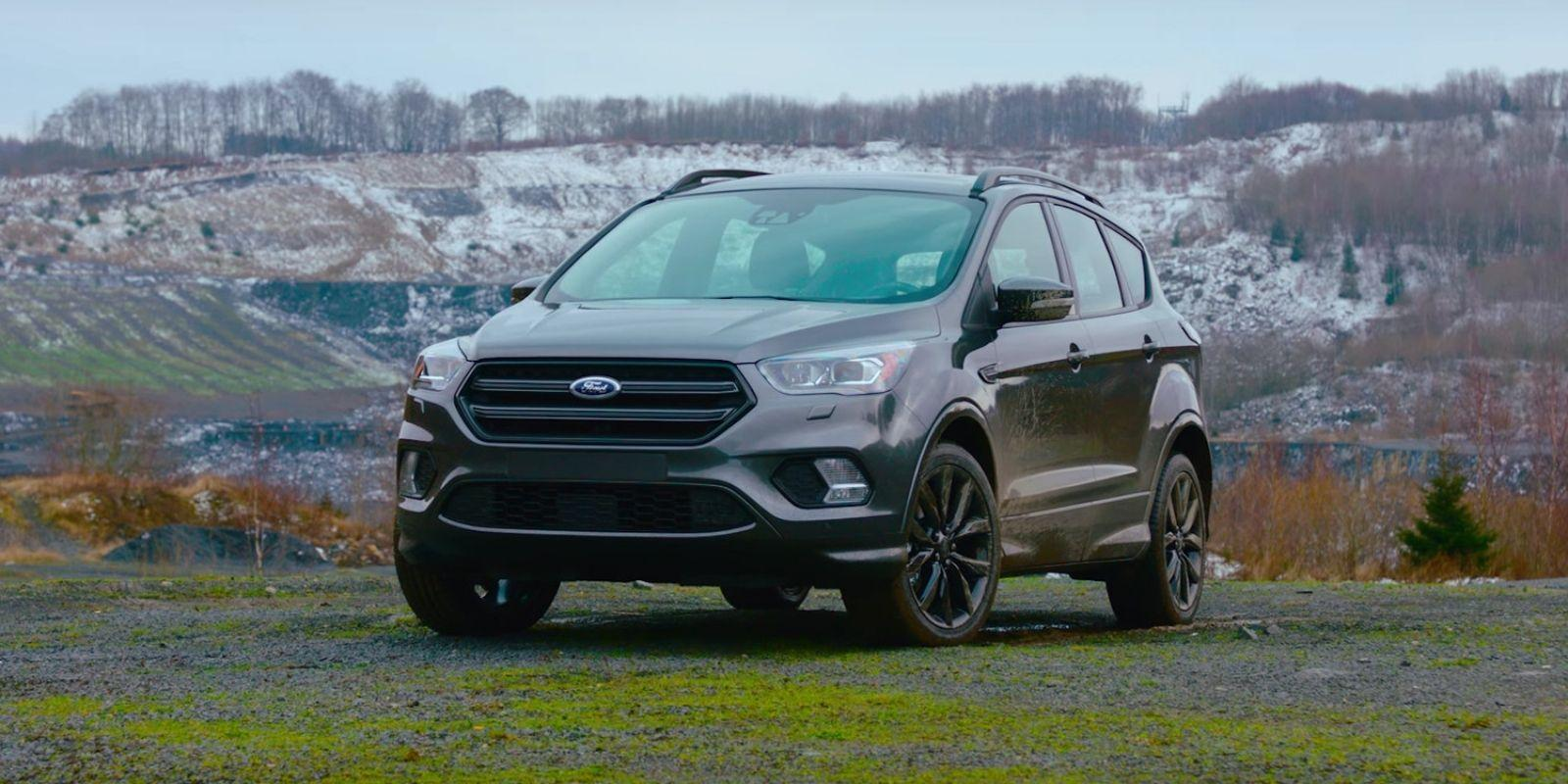 Ford Kuga 2017 Picture Wallpaper | Ford | Kuga - Ford ecosport, Ford ...
