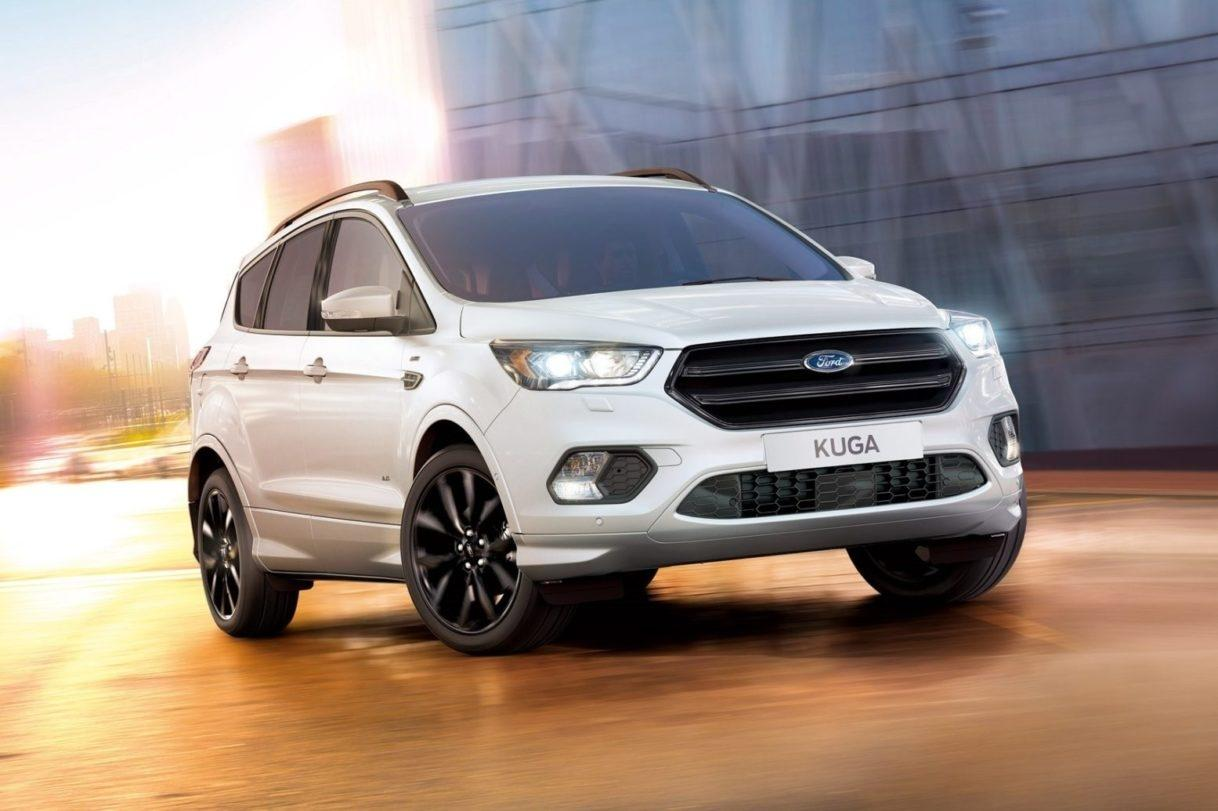 2019 Ford Kuga Front High Resolution Wallpaper | Autoweik.com