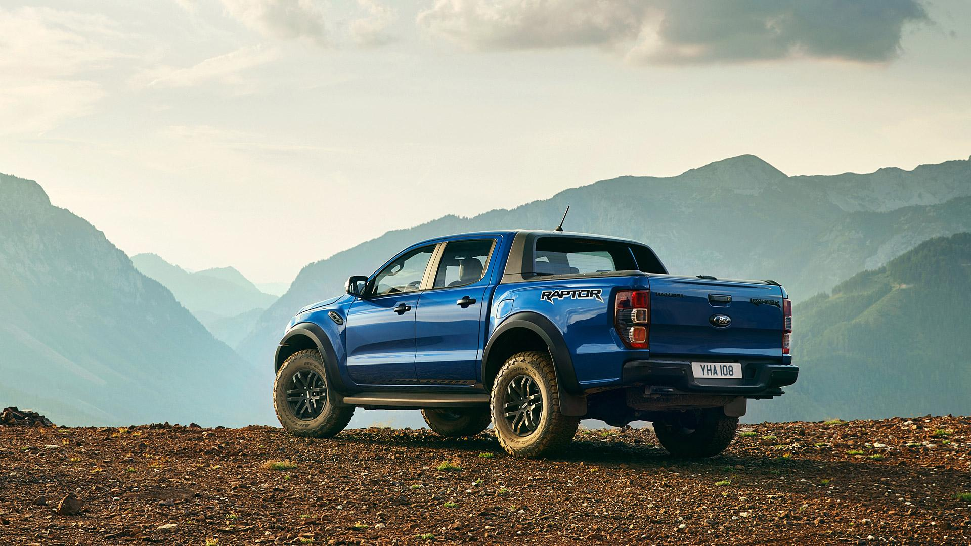 2019 Ford Ranger Raptor Wallpapers & HD Image