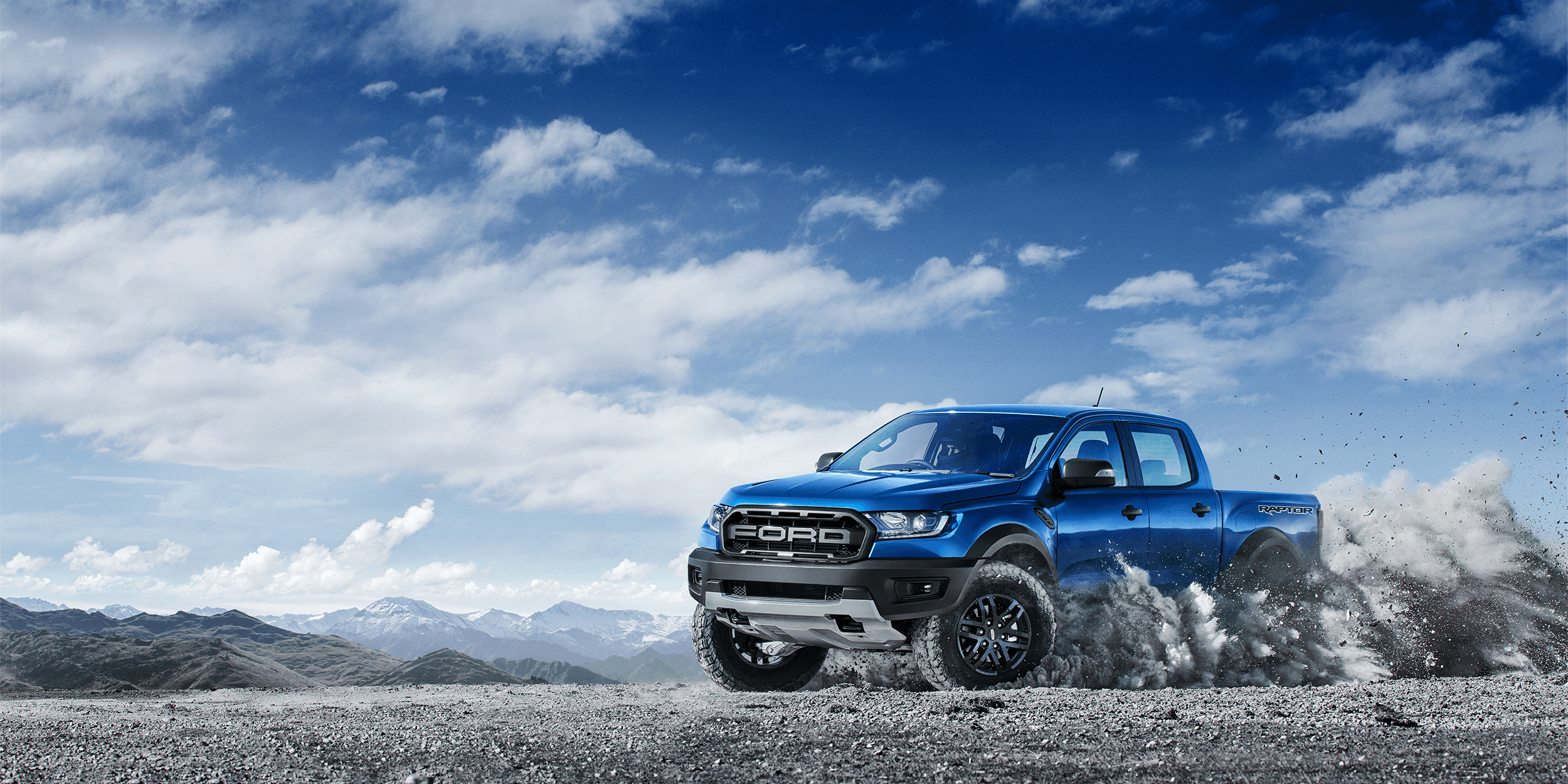 Ford Ranger Raptor HD Wallpapers
