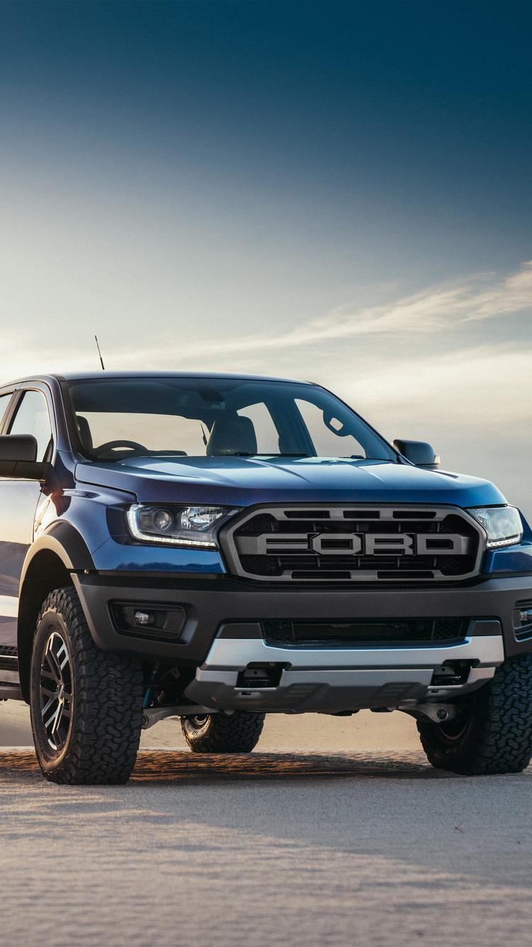 750x1334 2019 Ford Ranger Raptor iPhone 6, iPhone 6S, iPhone 7 HD 4k
