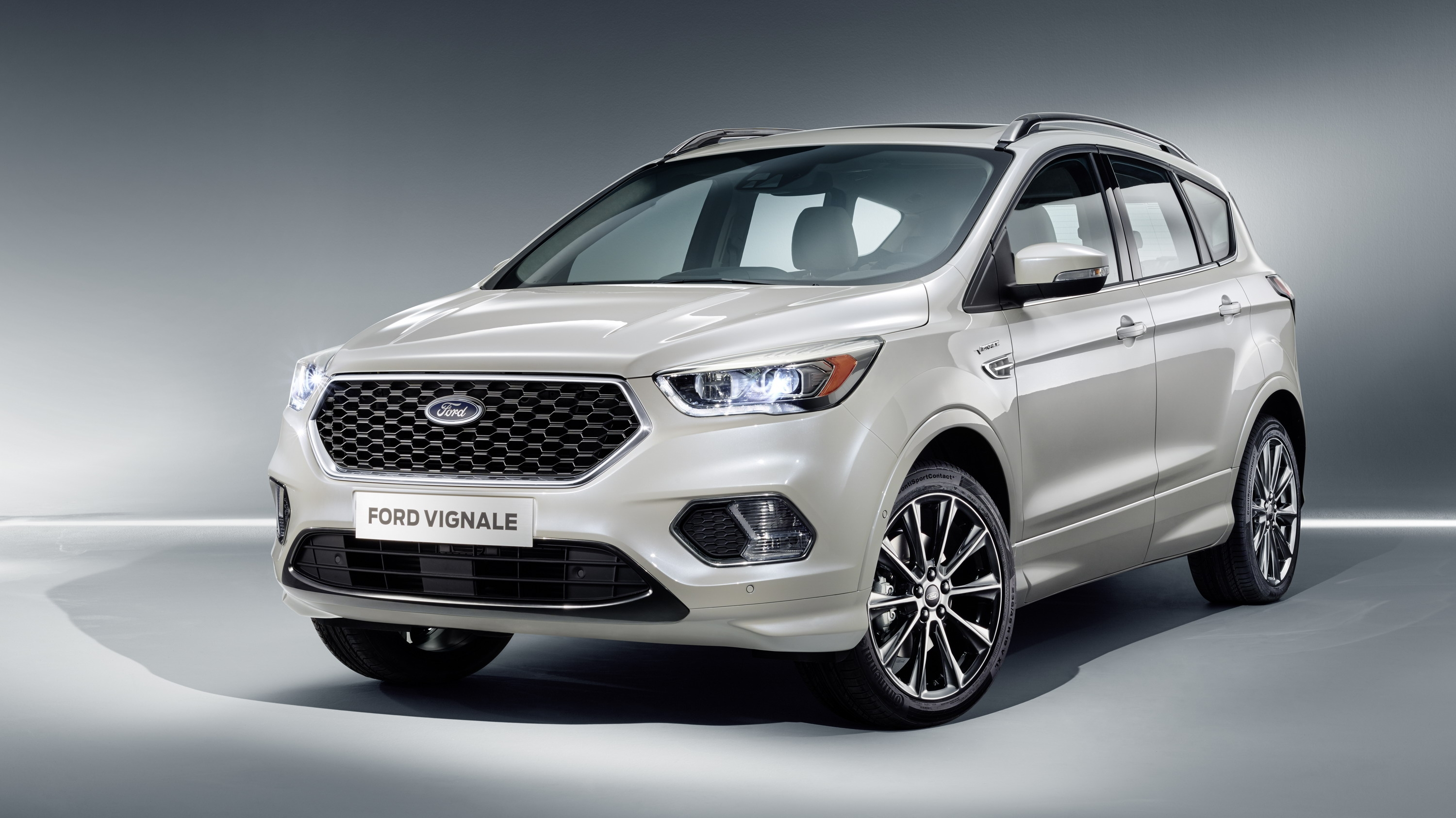 2016 Ford Kuga Vignale Concept Pictures, Photos, Wallpapers. | Top Speed
