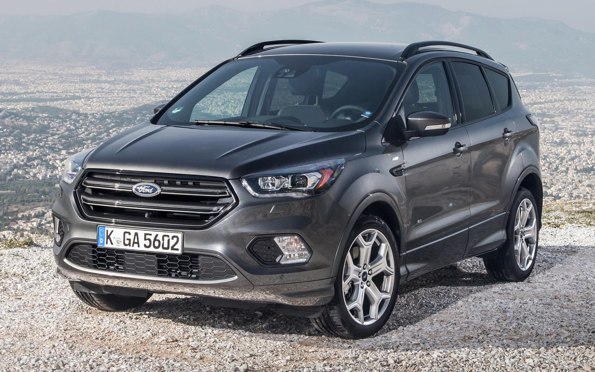 2016 Ford Kuga ST-Line - Wallpapers and HD Images | Car Pixel