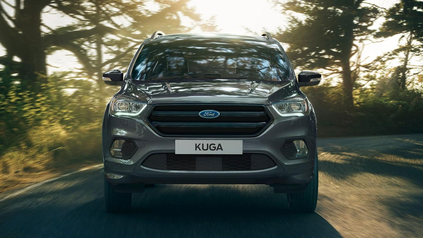 2019 Ford Kuga Black color Front view hd wallpaper - Latest Cars ...