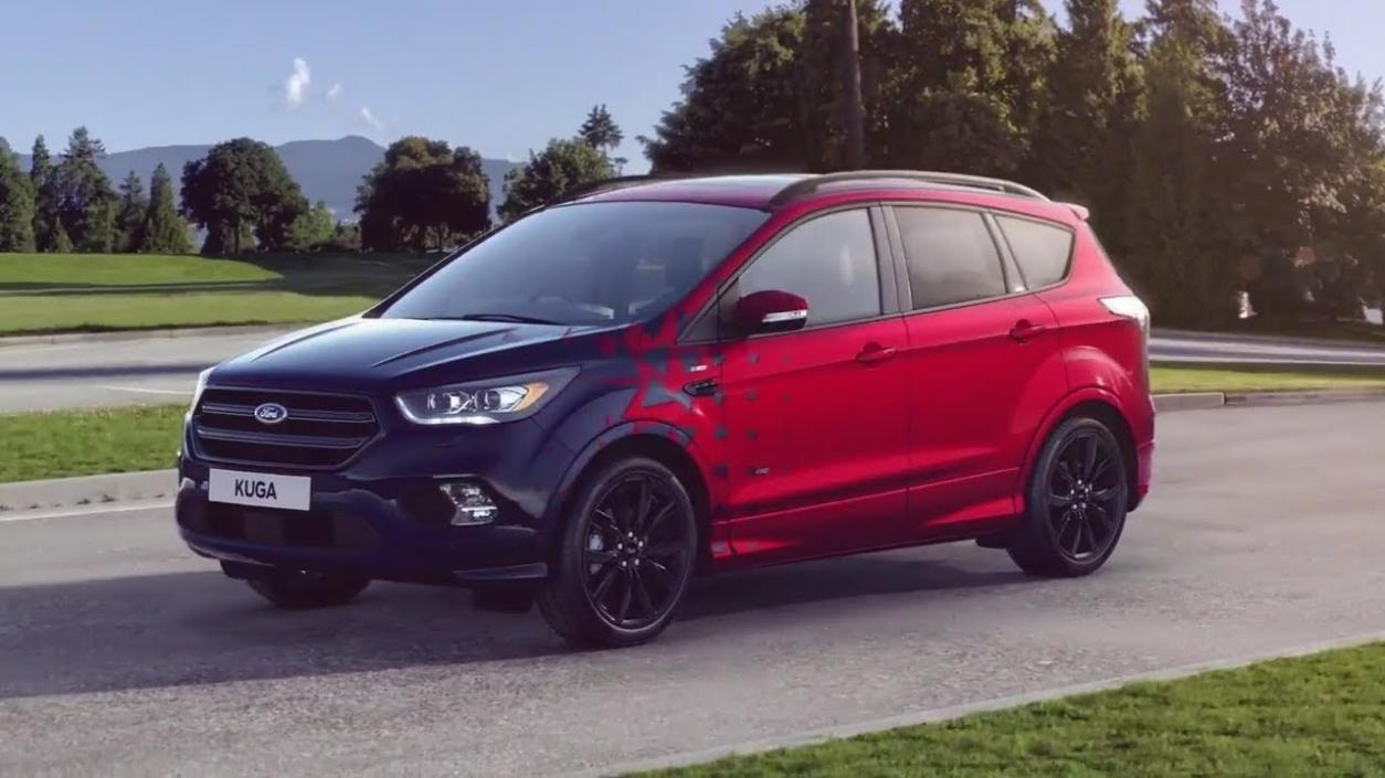2019 Ford Kuga Wallpaper | New Auto Car Preview
