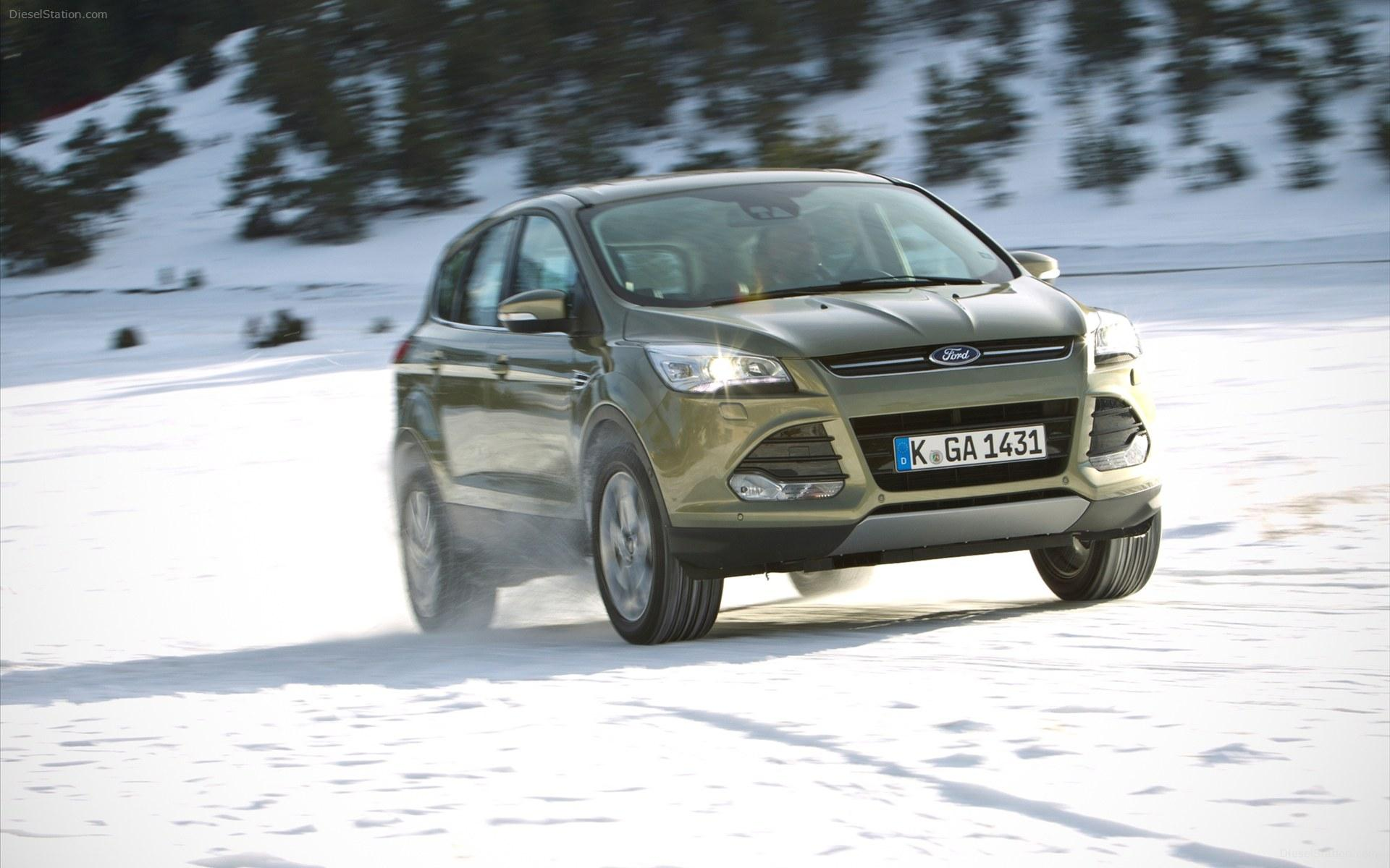 Ford Kuga 2013 Widescreen Exotic Car Wallpapers #02 of 10 : Diesel ...