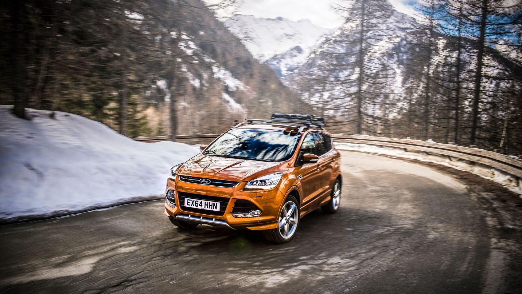 Ford Kuga Titanium X 1.5 Ecoboost 150 fwd manual (2015) review | CAR ...